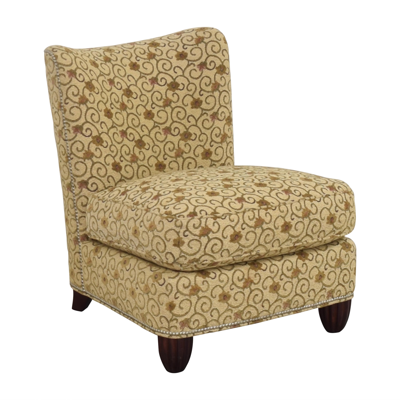 Baker Furniture Baker Furniture Slipper Chair cream