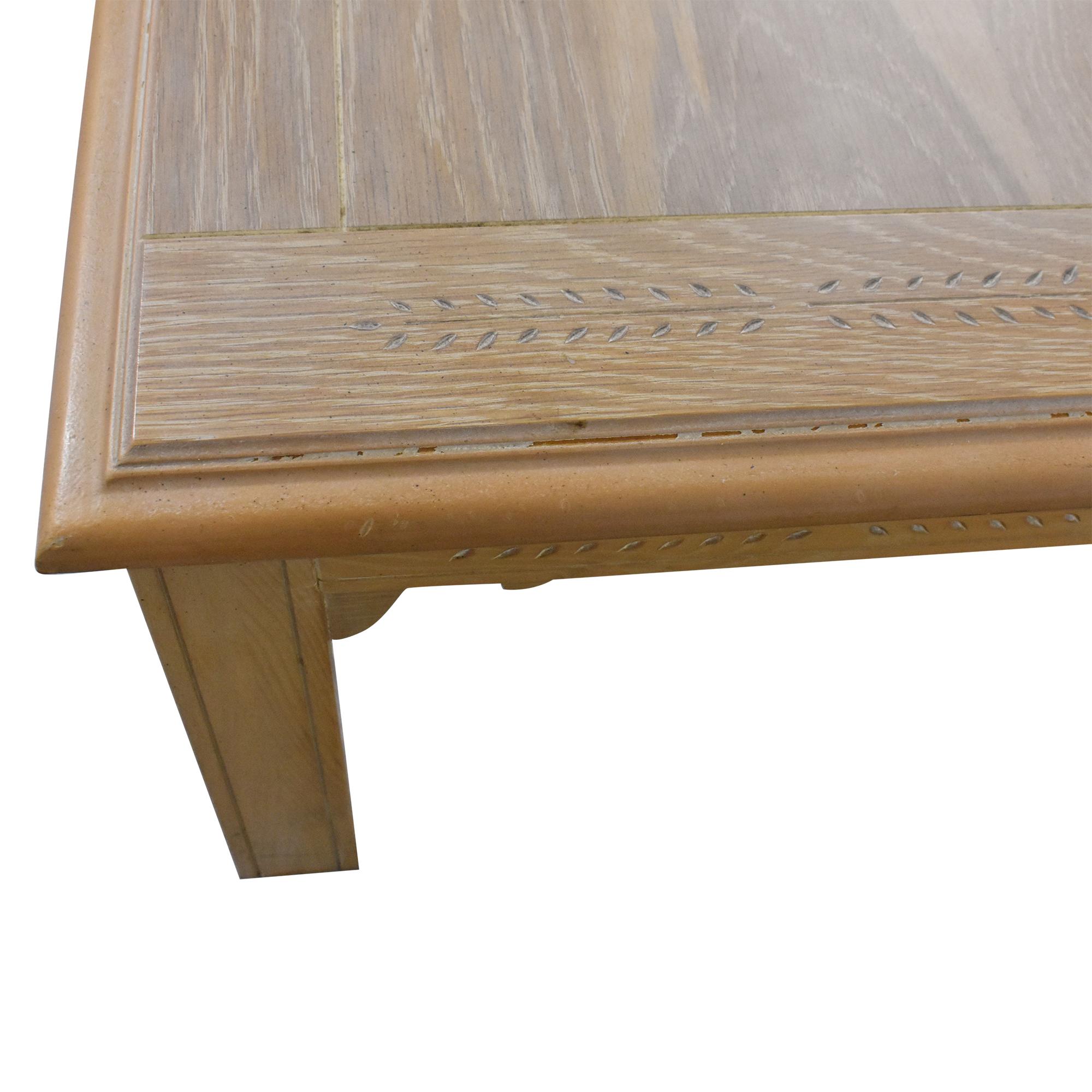 Lane Furniture Lane Furniture Virginia Maid Coffee Table discount