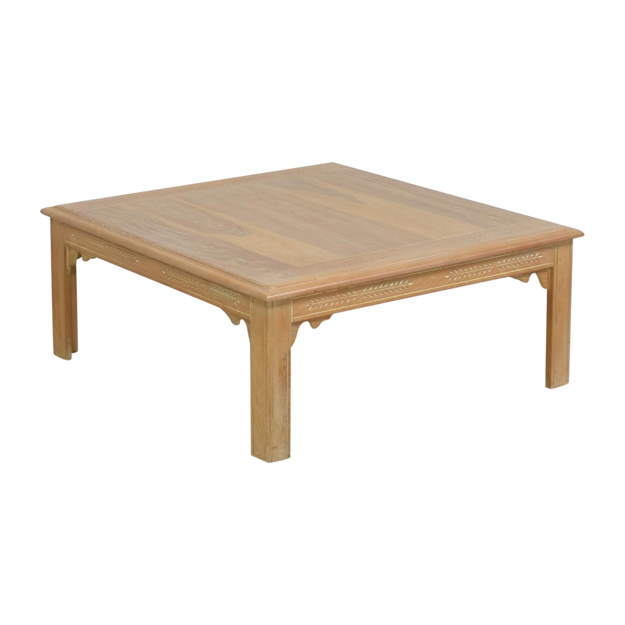 buy Lane Furniture Virginia Maid Coffee Table Lane Furniture Coffee Tables