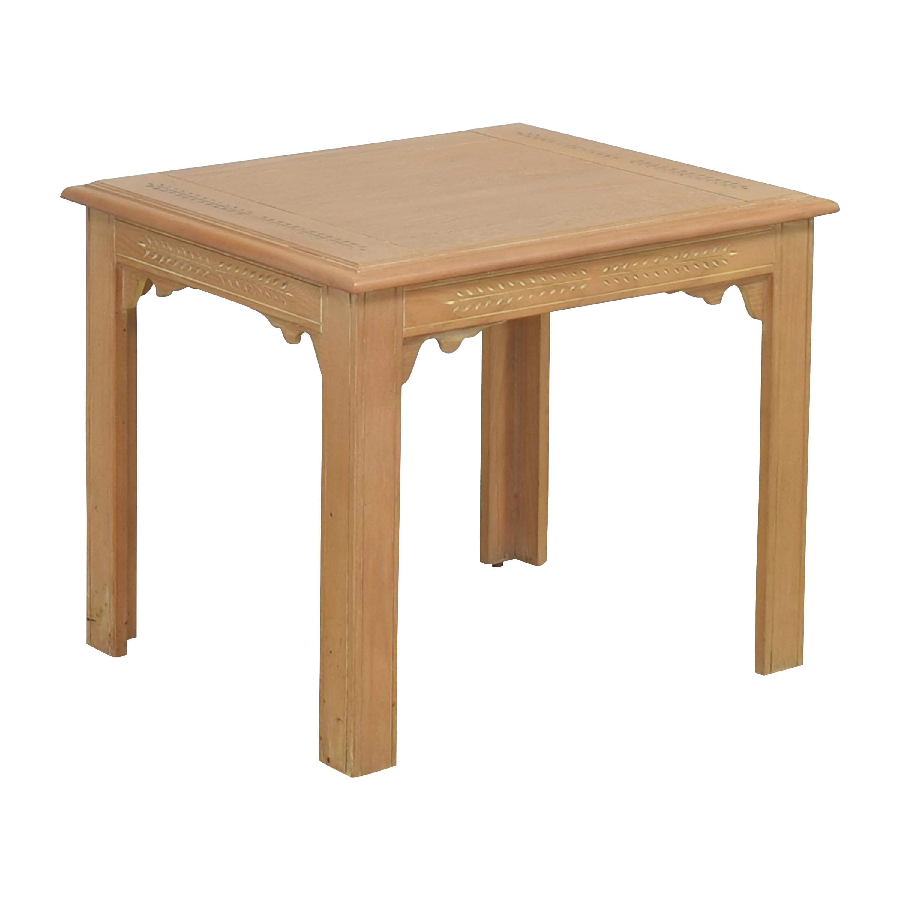 The Lane Company Virginia Maid Side Table / End Tables