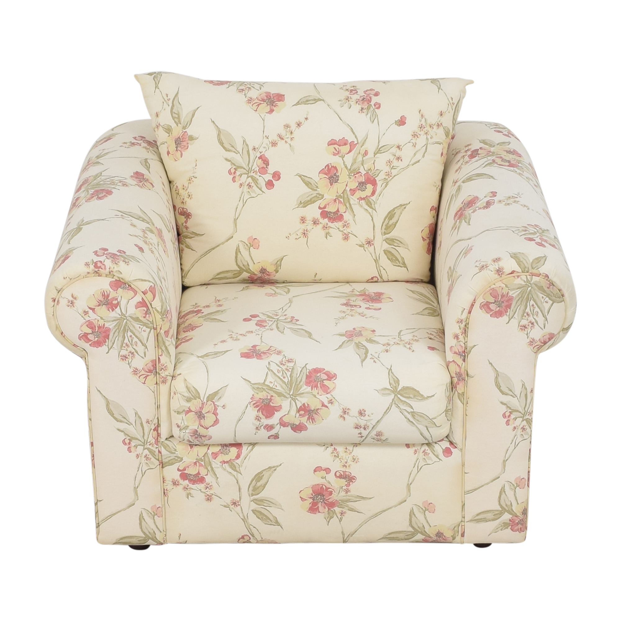 Ellis Home Furnishings Ellis Home Furnishings Floral Accent Chair pa