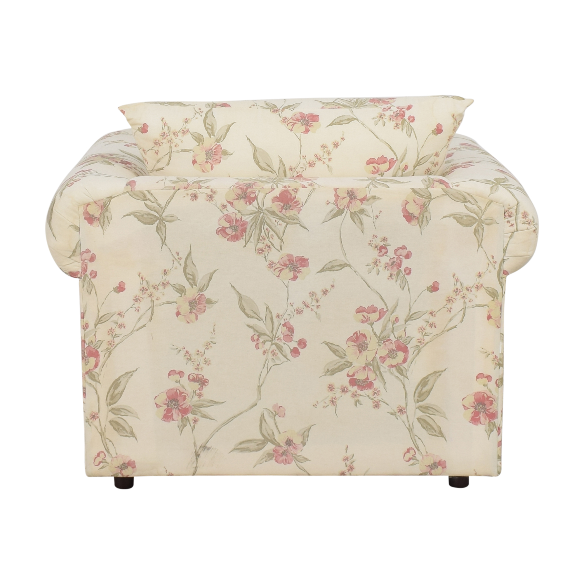 Ellis Home Furnishings Ellis Home Furnishings Floral Accent Chair used