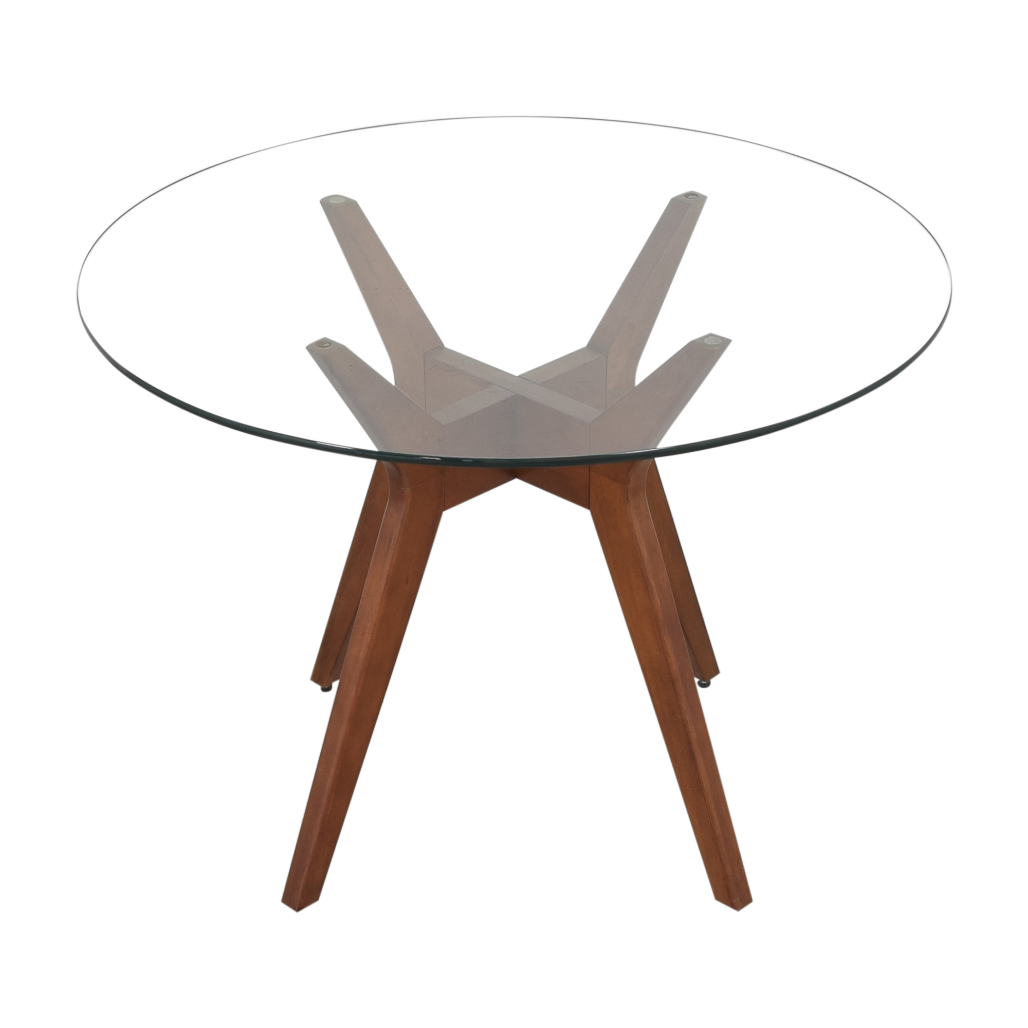 buy West Elm Jensen Round Dining Table West Elm Tables