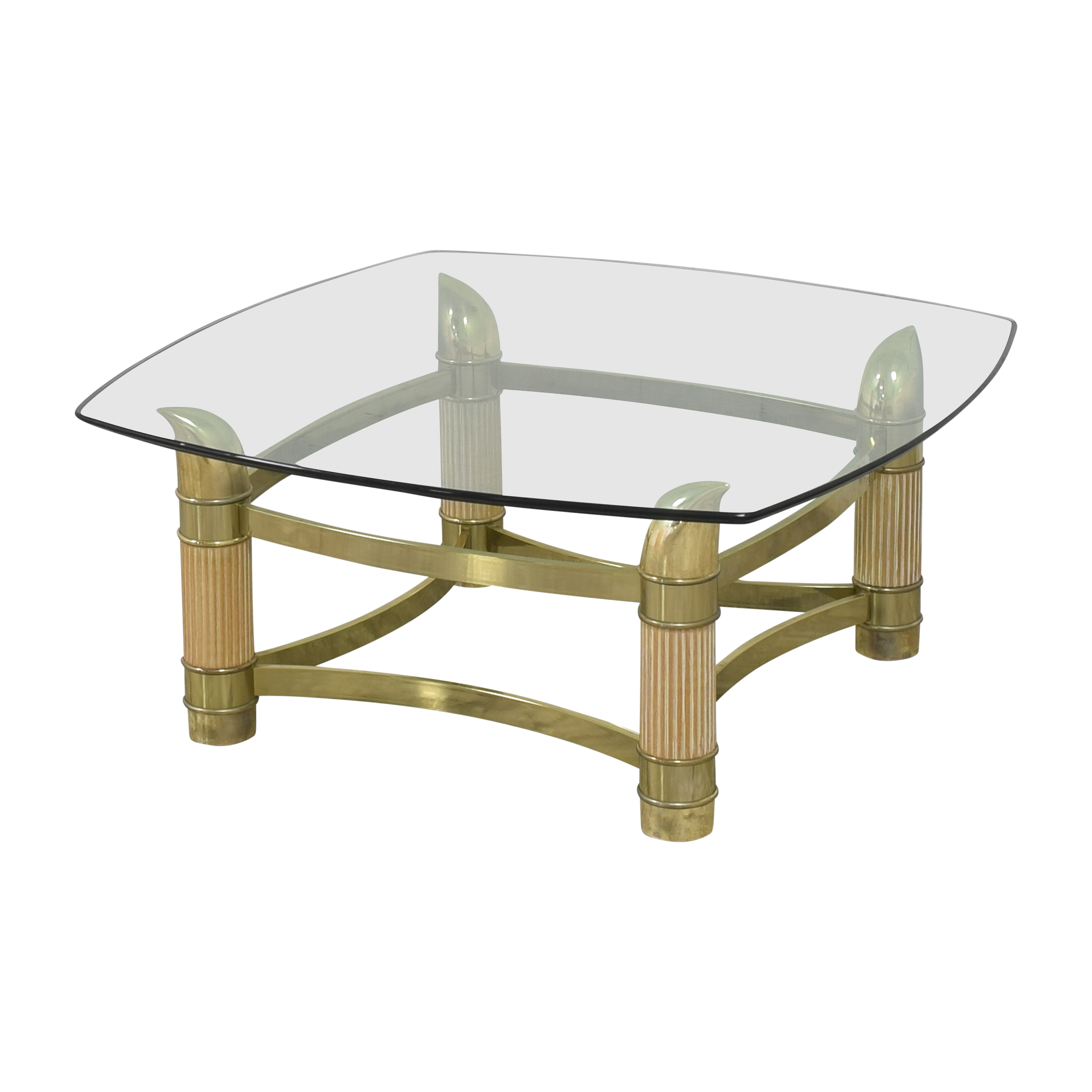 Art Deco-Style Cocktail Table Coffee Tables