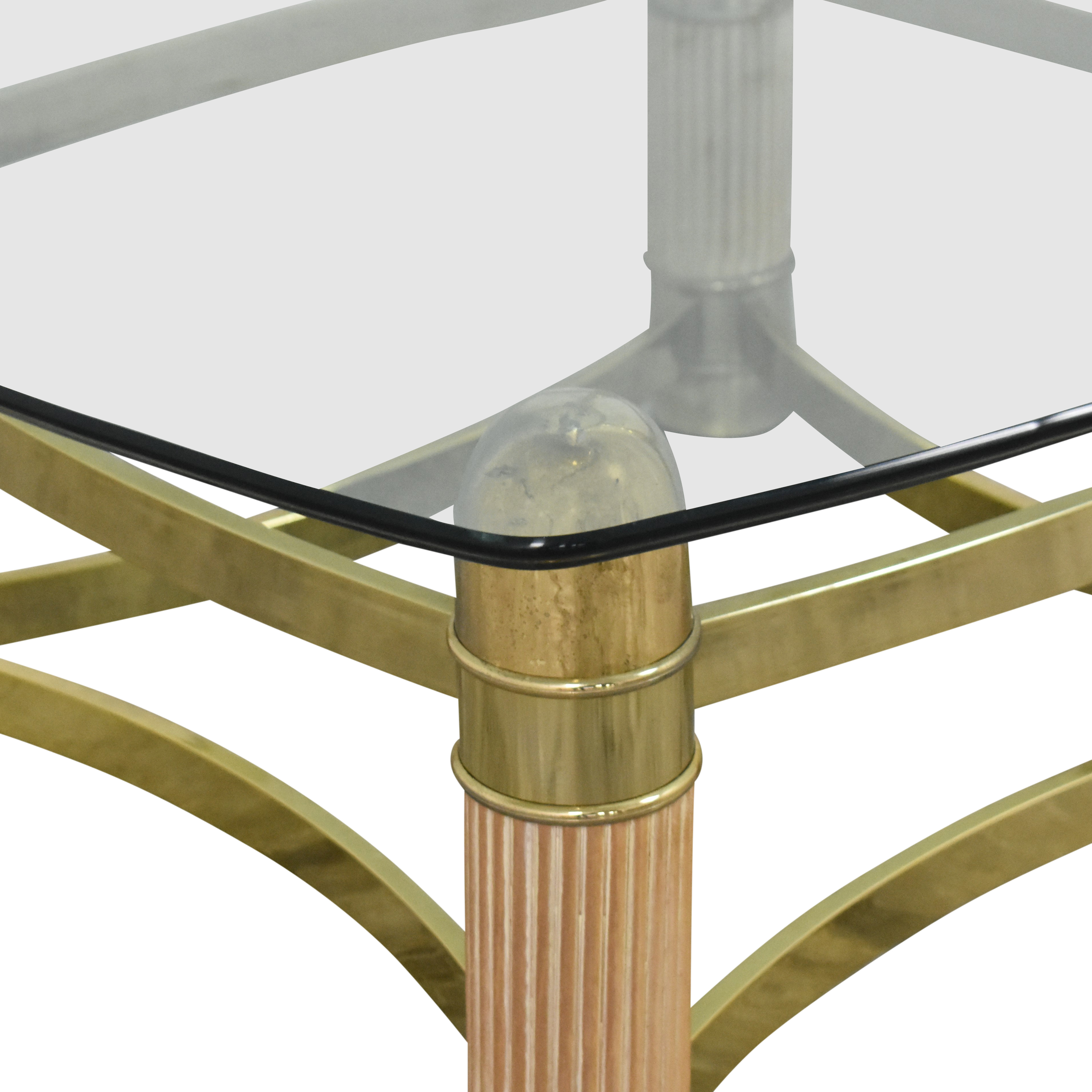 Art Deco-Style Cocktail Table