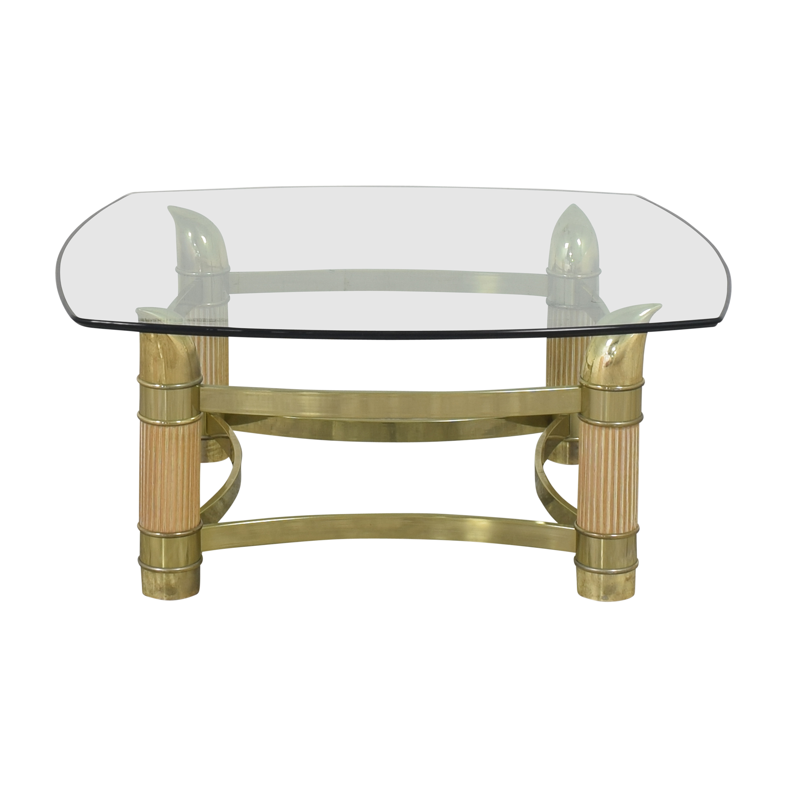 Art Deco-Style Cocktail Table ma