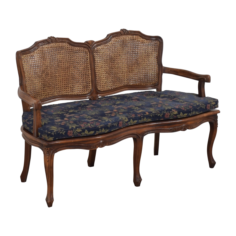buy Lexington Furniture Cushioned Settee Lexington Furniture Benches