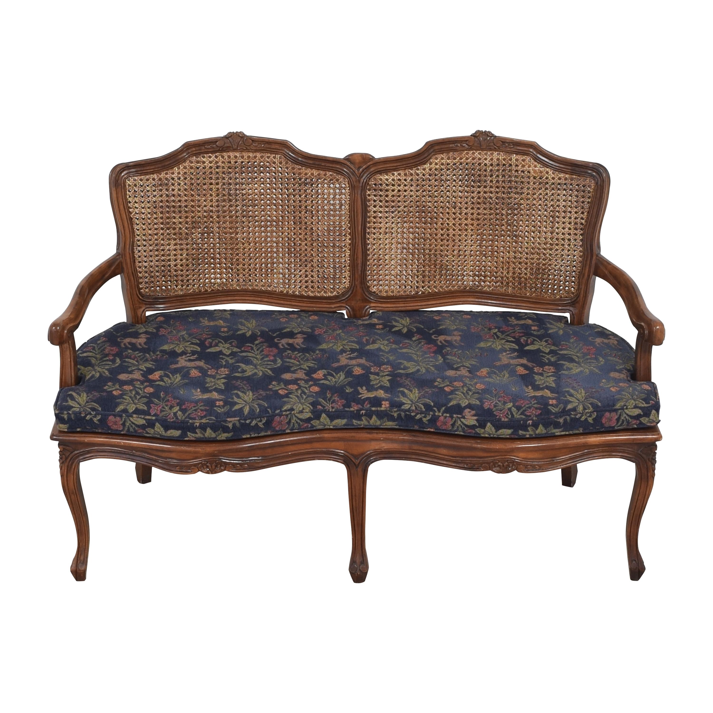 buy Lexington Furniture Cushioned Settee Lexington Furniture Chairs