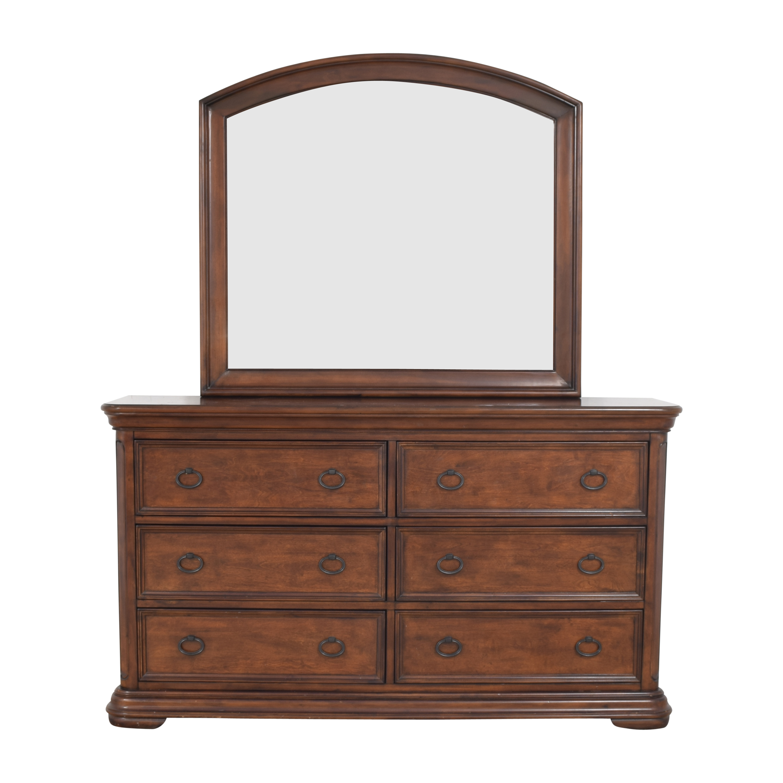 Largo Largo Marseilles Dresser with Mirror pa