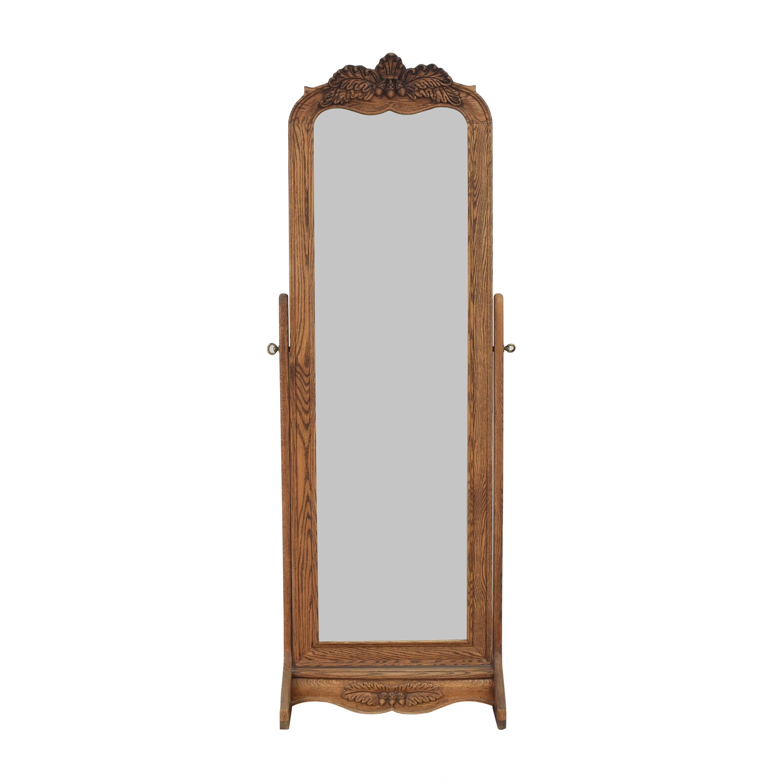 Oakwood Interiors Oakwood Interiors Versailles Cheval Standing Floor Mirror discount