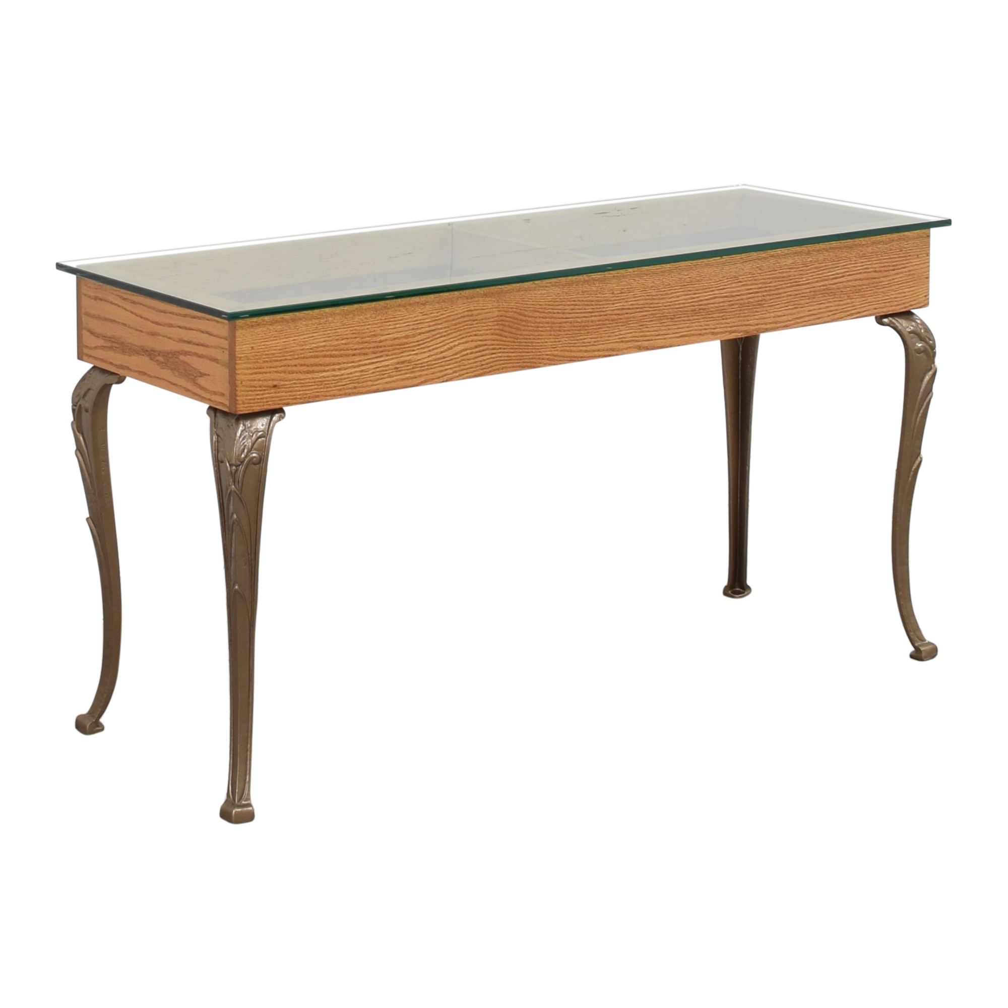 Mixed Media Console Table pa