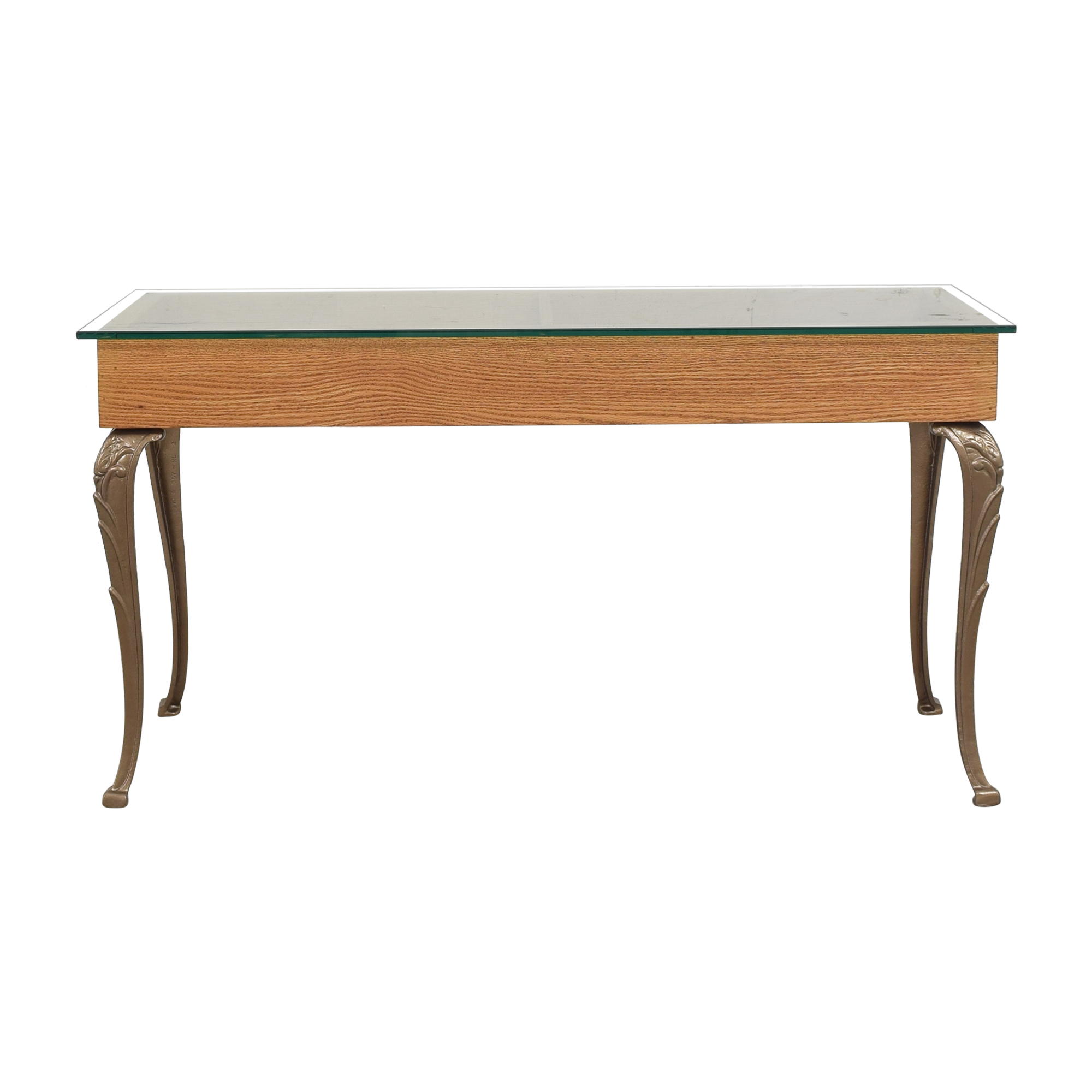 Mixed Media Console Table Tables