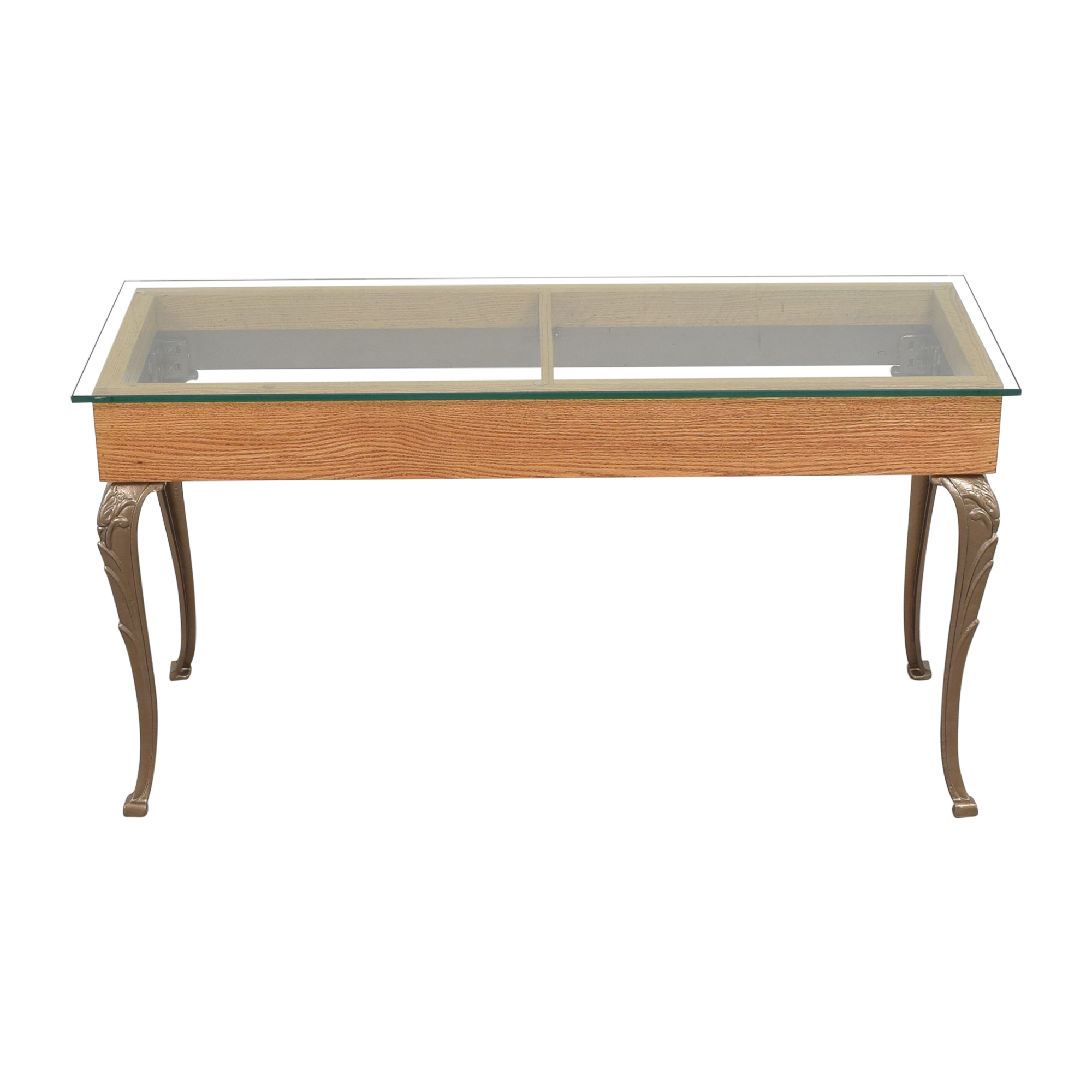 buy Mixed Media Console Table  Tables