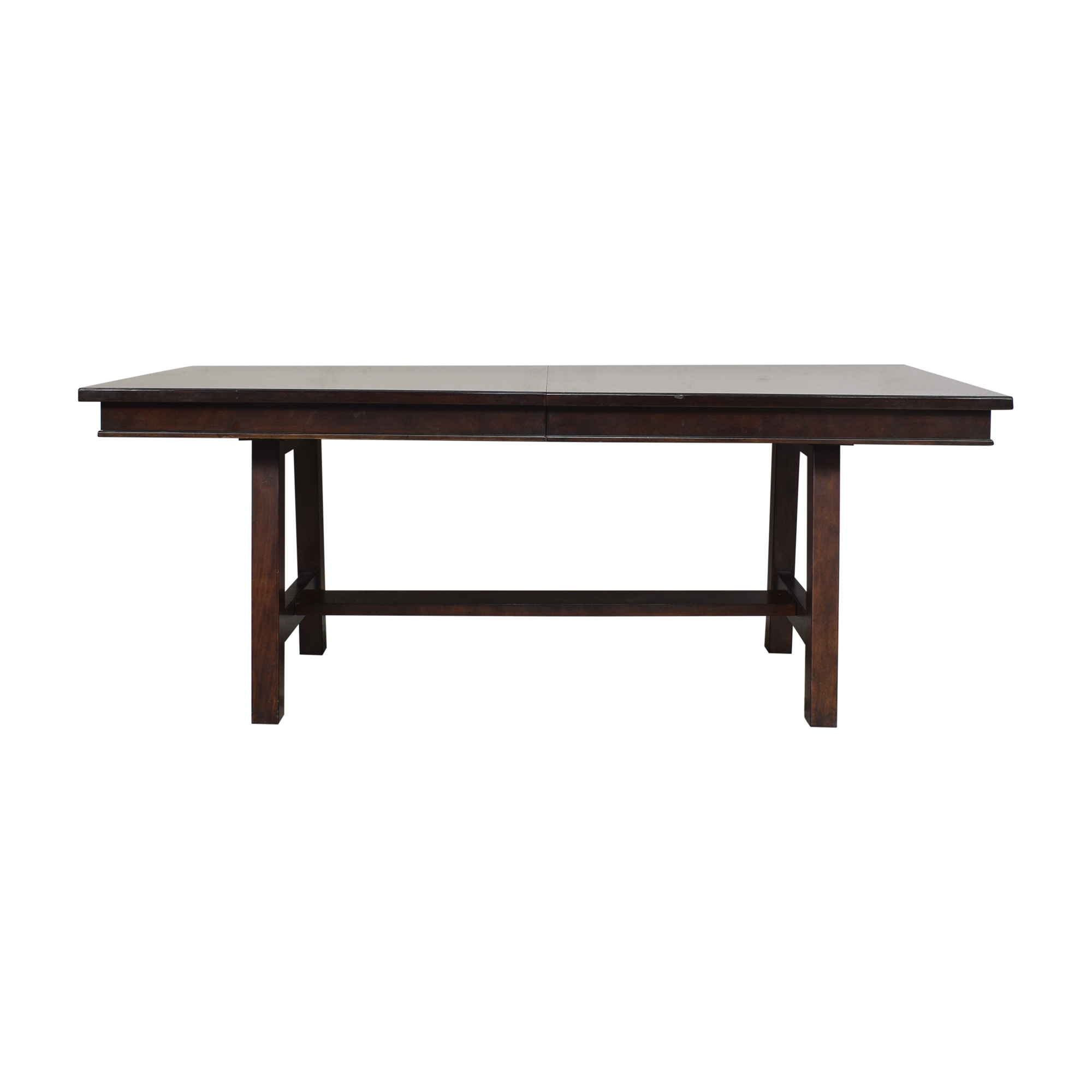 Extendable Trestle Dining Table nyc