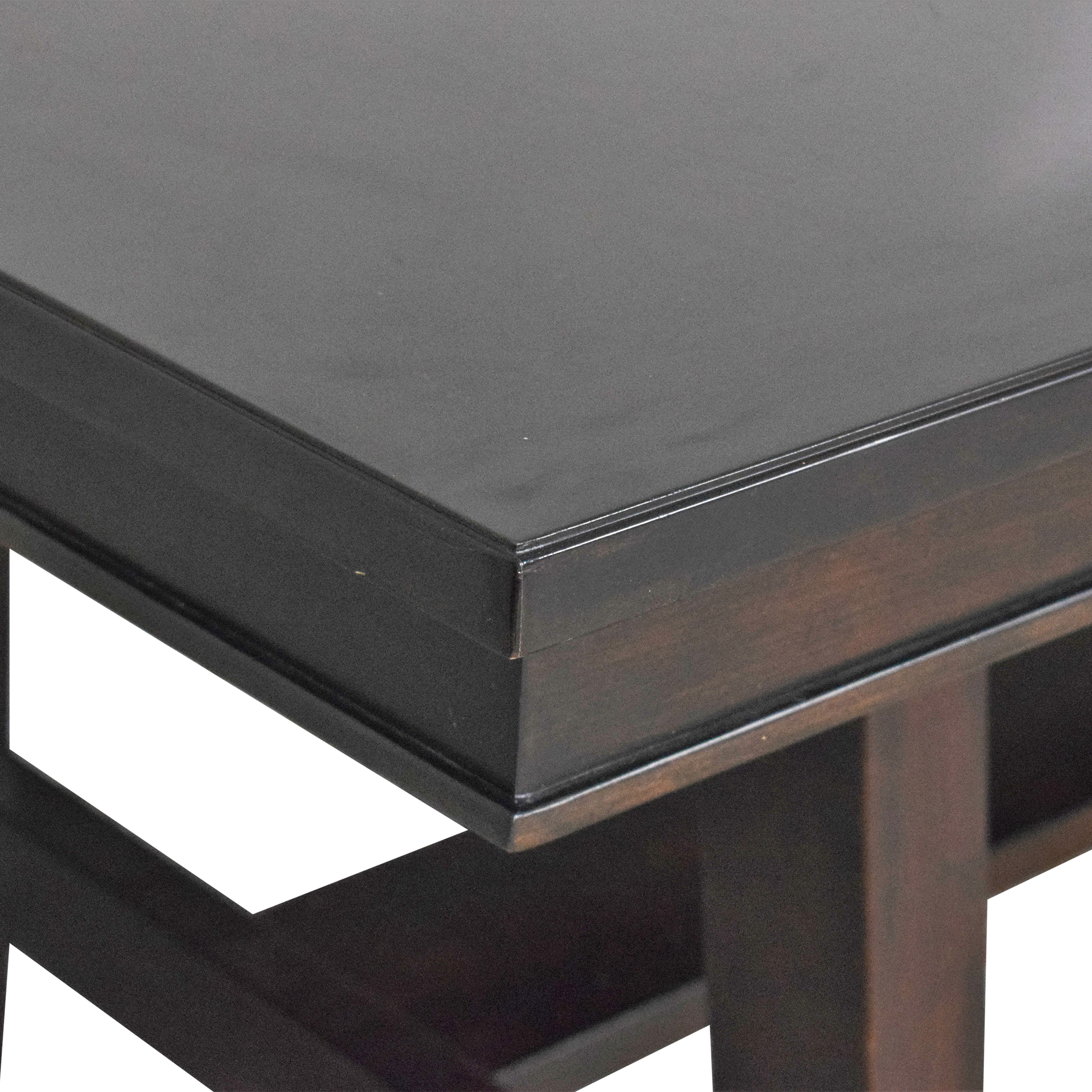 buy Extendable Trestle Dining Table