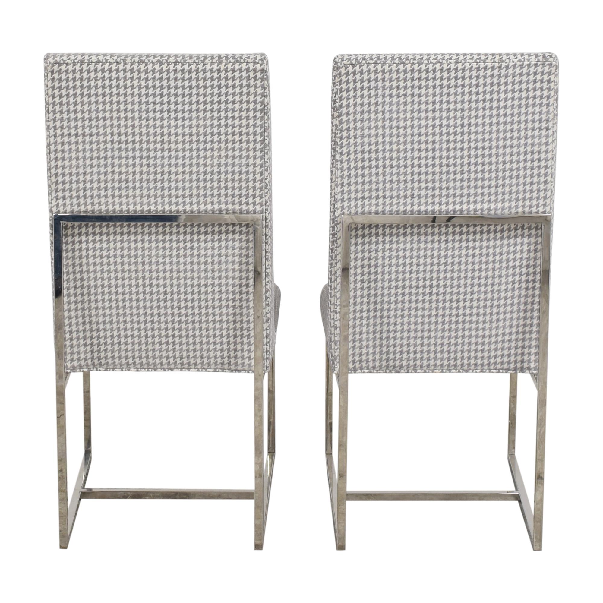 Mitchell Gold + Bob Williams Mitchell Gold + Bob Williams Gage Tall Dining Chairs nj
