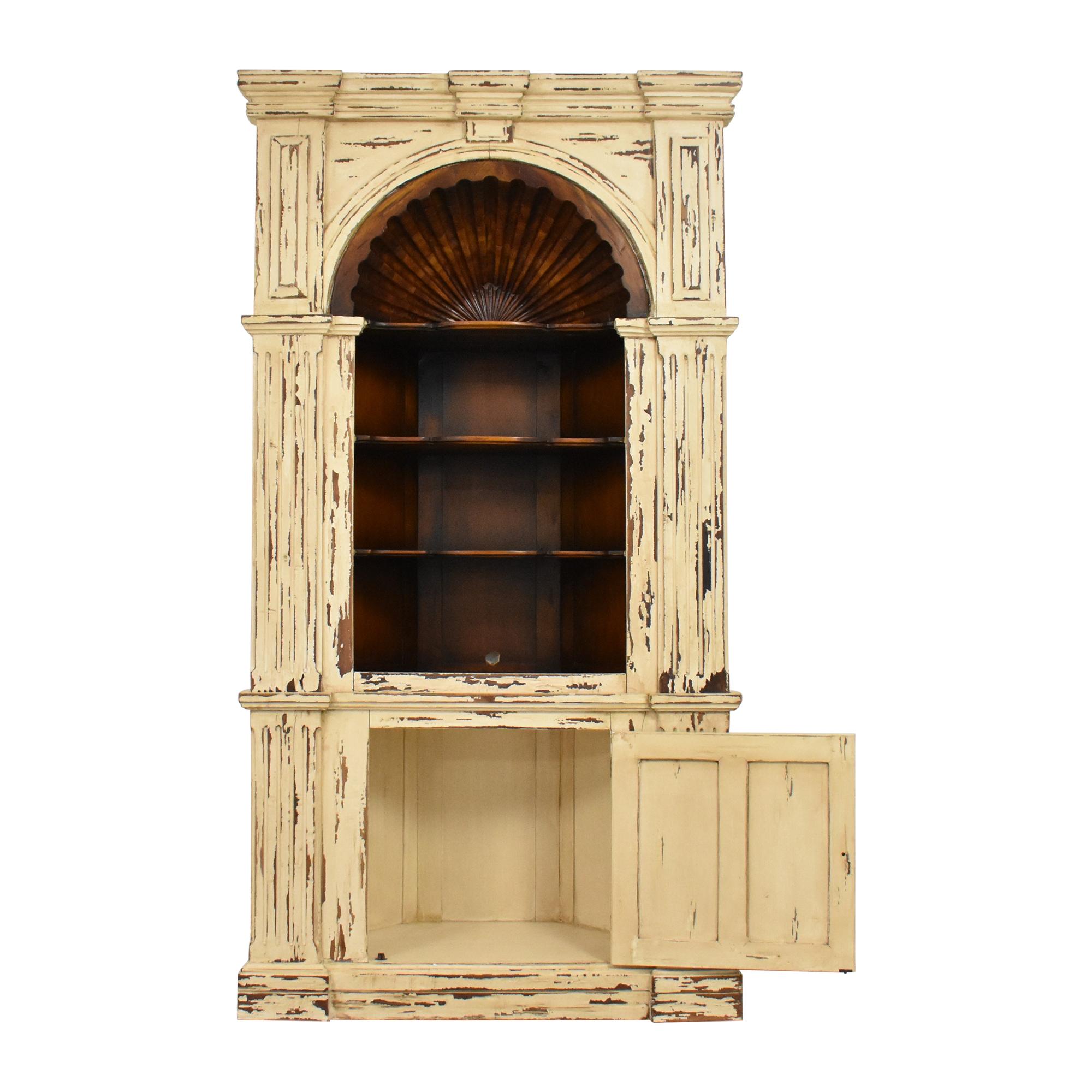 Bramble Furniture Bramble Furniture Estate Corner Cabinet Storage