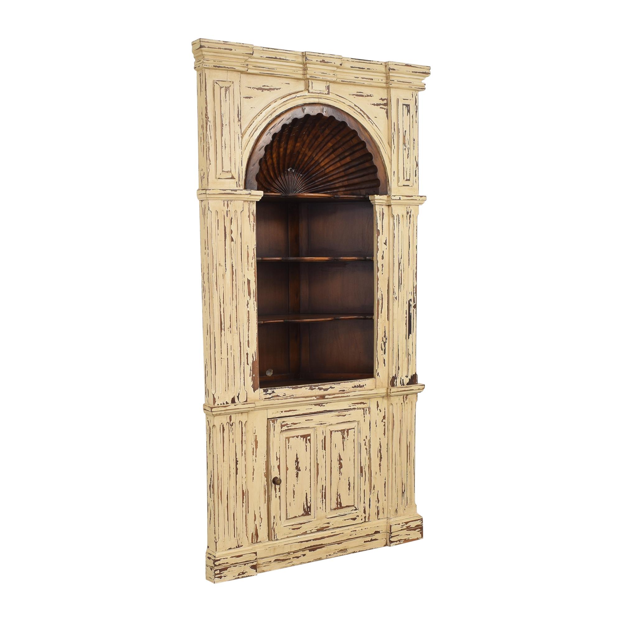shop Bramble Furniture Estate Corner Cabinet Bramble Furniture