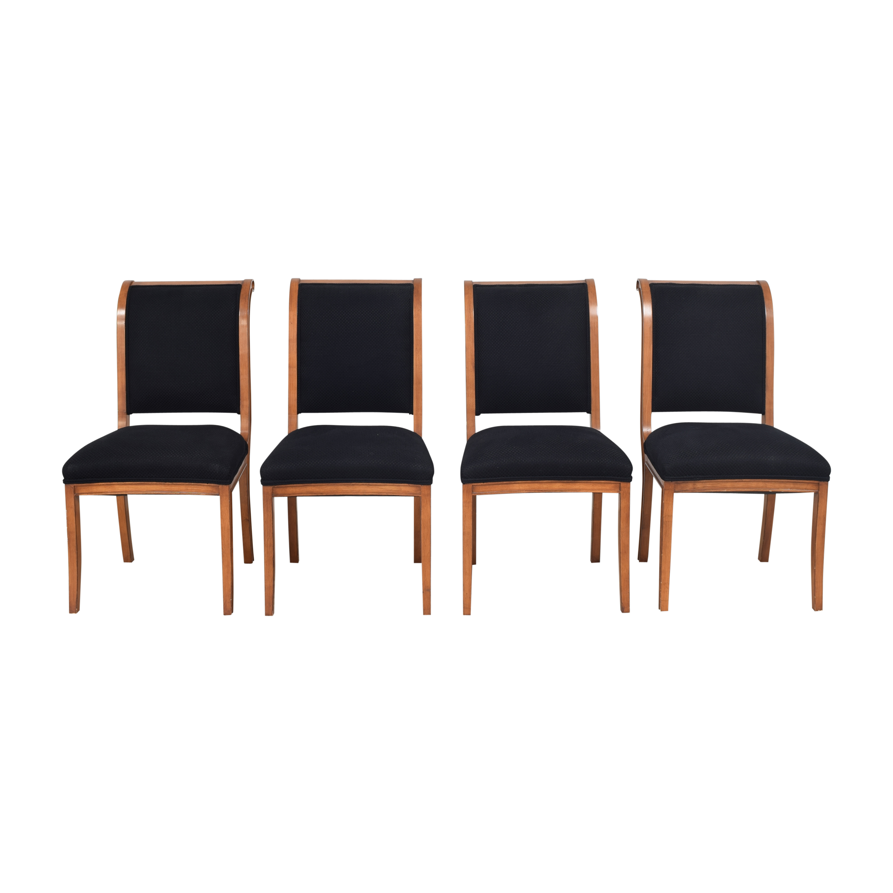 Custom Upholstered Dining Chairs ct