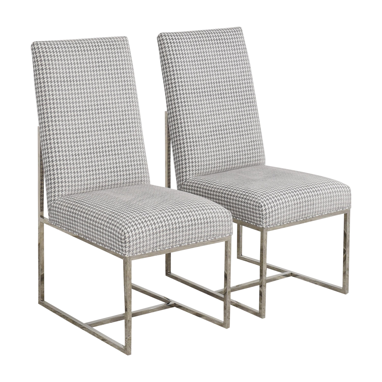 buy Mitchell Gold + Bob Williams Gage Tall Dining Chairs Mitchell Gold + Bob Williams Dining Chairs