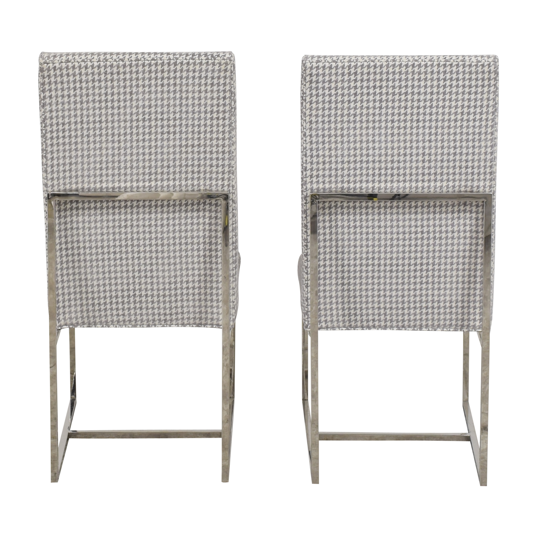 Mitchell Gold + Bob Williams Mitchell Gold + Bob Williams Gage Tall Dining Chairs