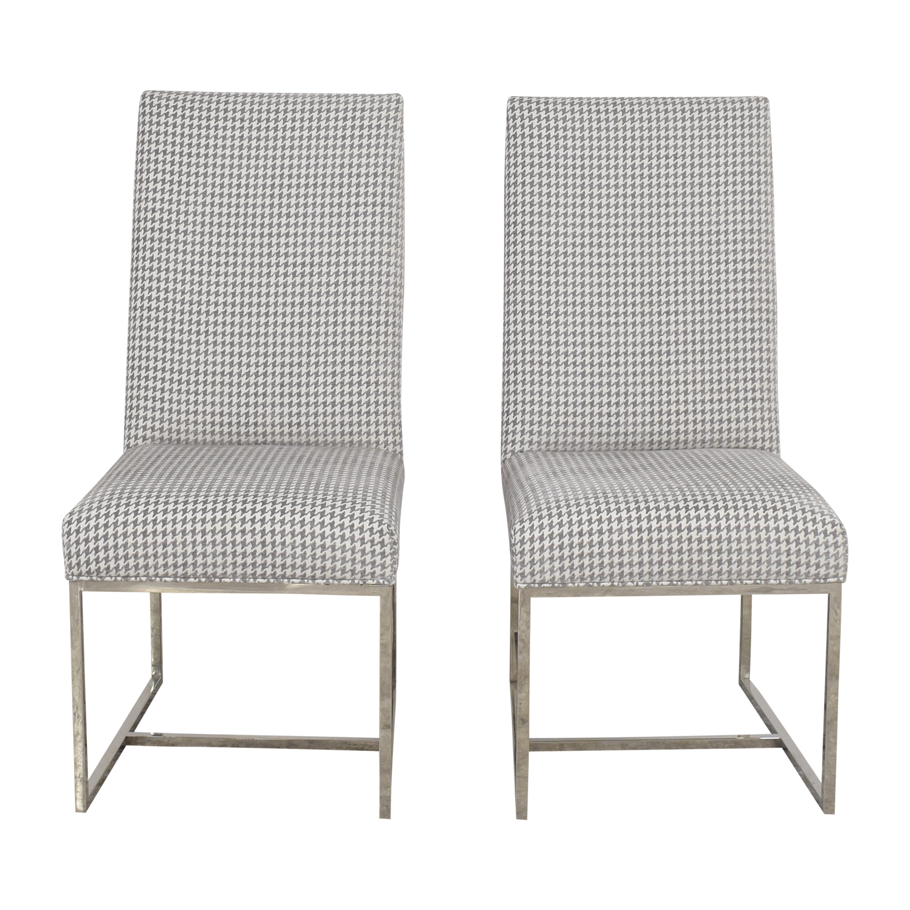 Mitchell Gold + Bob Williams Mitchell Gold + Bob Williams Gage Tall Dining Chairs used