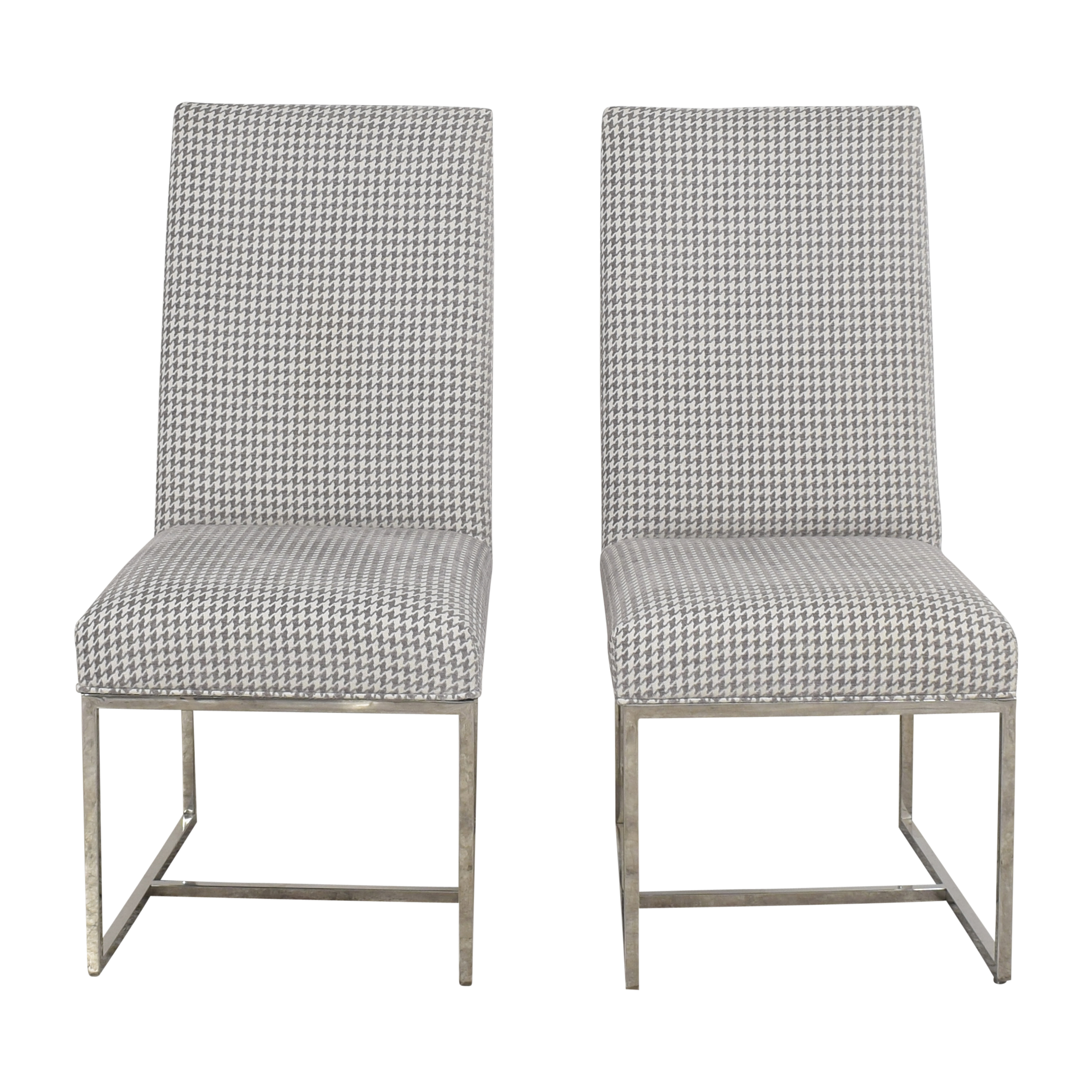 Mitchell Gold + Bob Williams Mitchell Gold + Bob Williams Gage Tall Dining Chairs second hand