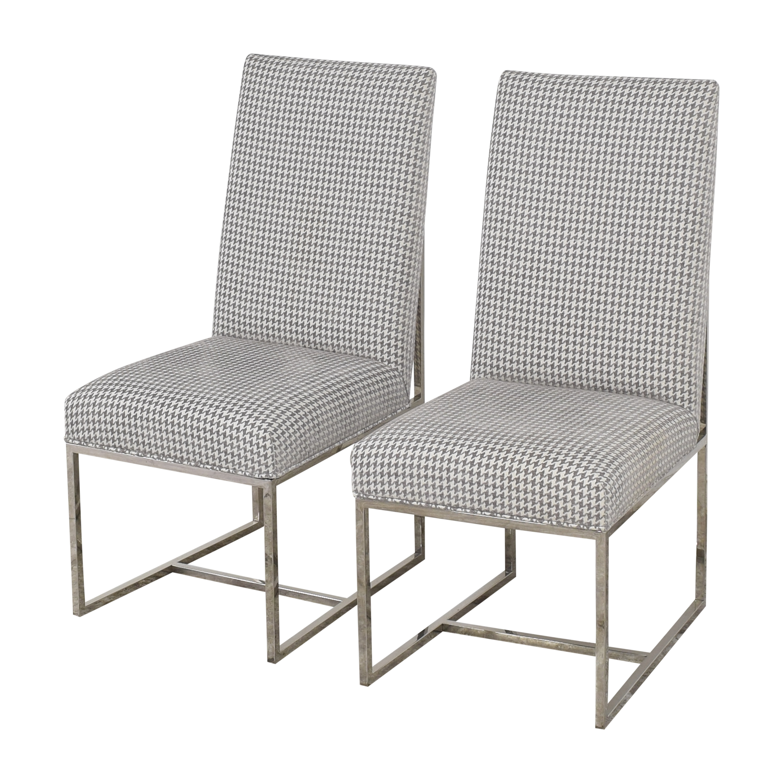 Mitchell Gold + Bob Williams Mitchell Gold + Bob Williams Gage Tall Dining Chairs ma