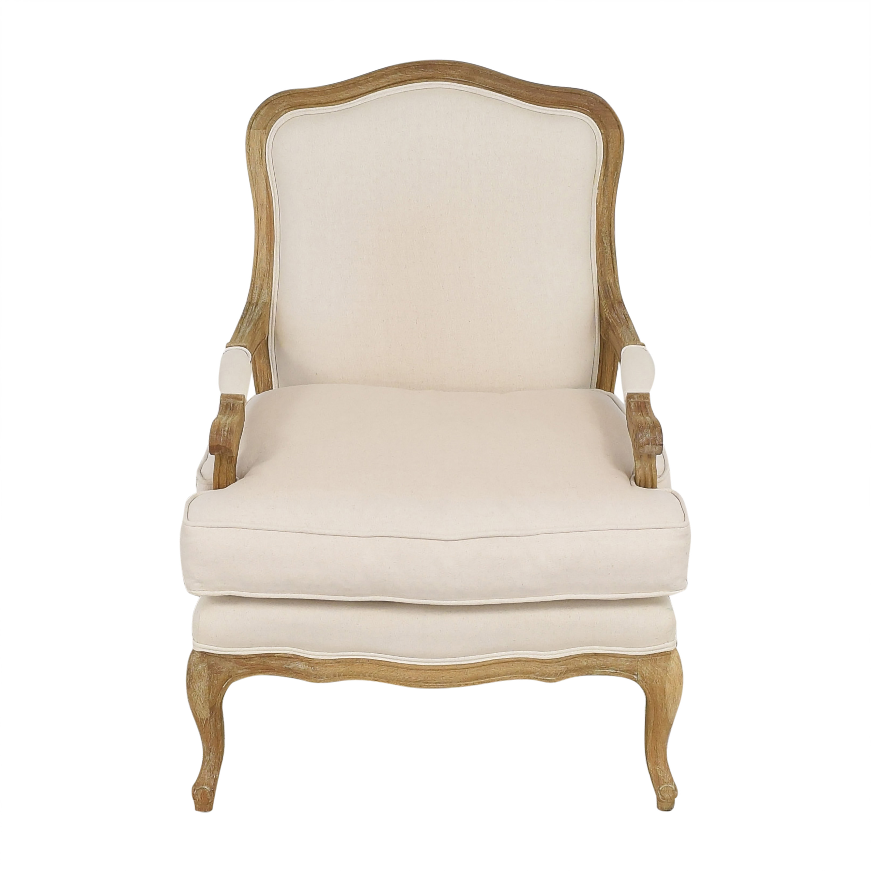 Ballard Designs Ballard Designs Louisa Bergere Chair Accent Chairs