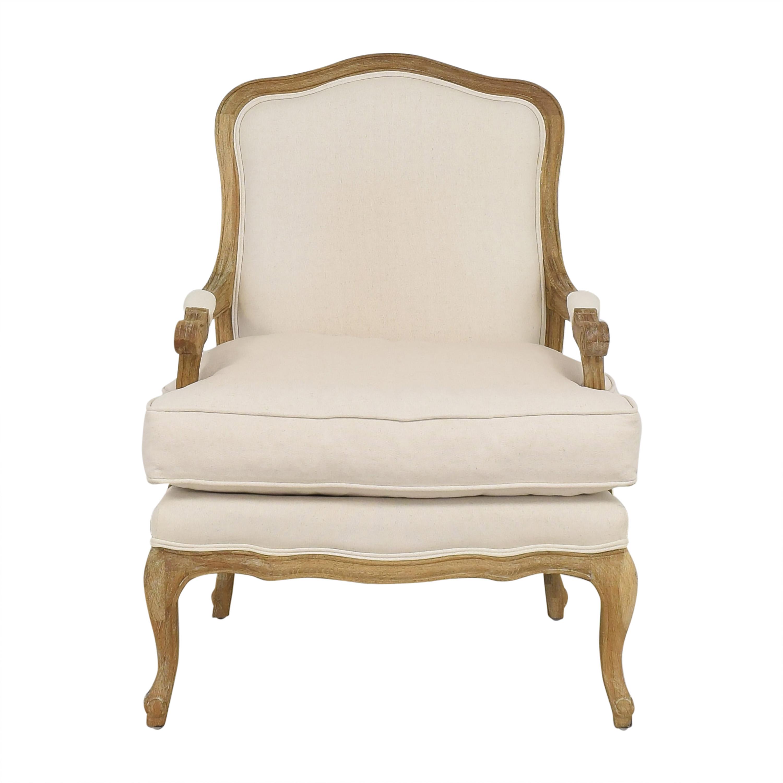 Ballard Designs Louisa Bergere Chair / Accent Chairs