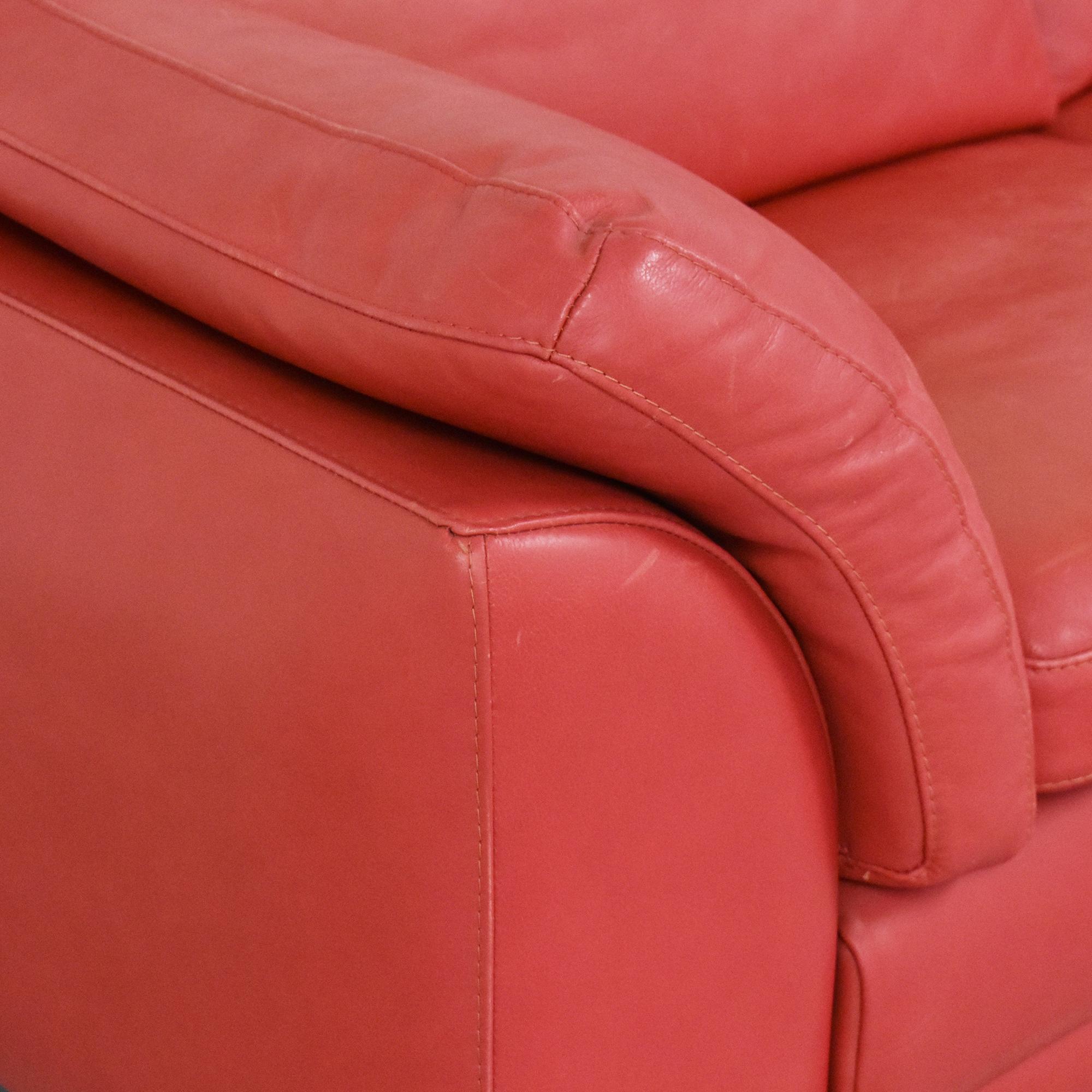 buy Roche Bobois Roche Bobois Two Cushion Sofa online