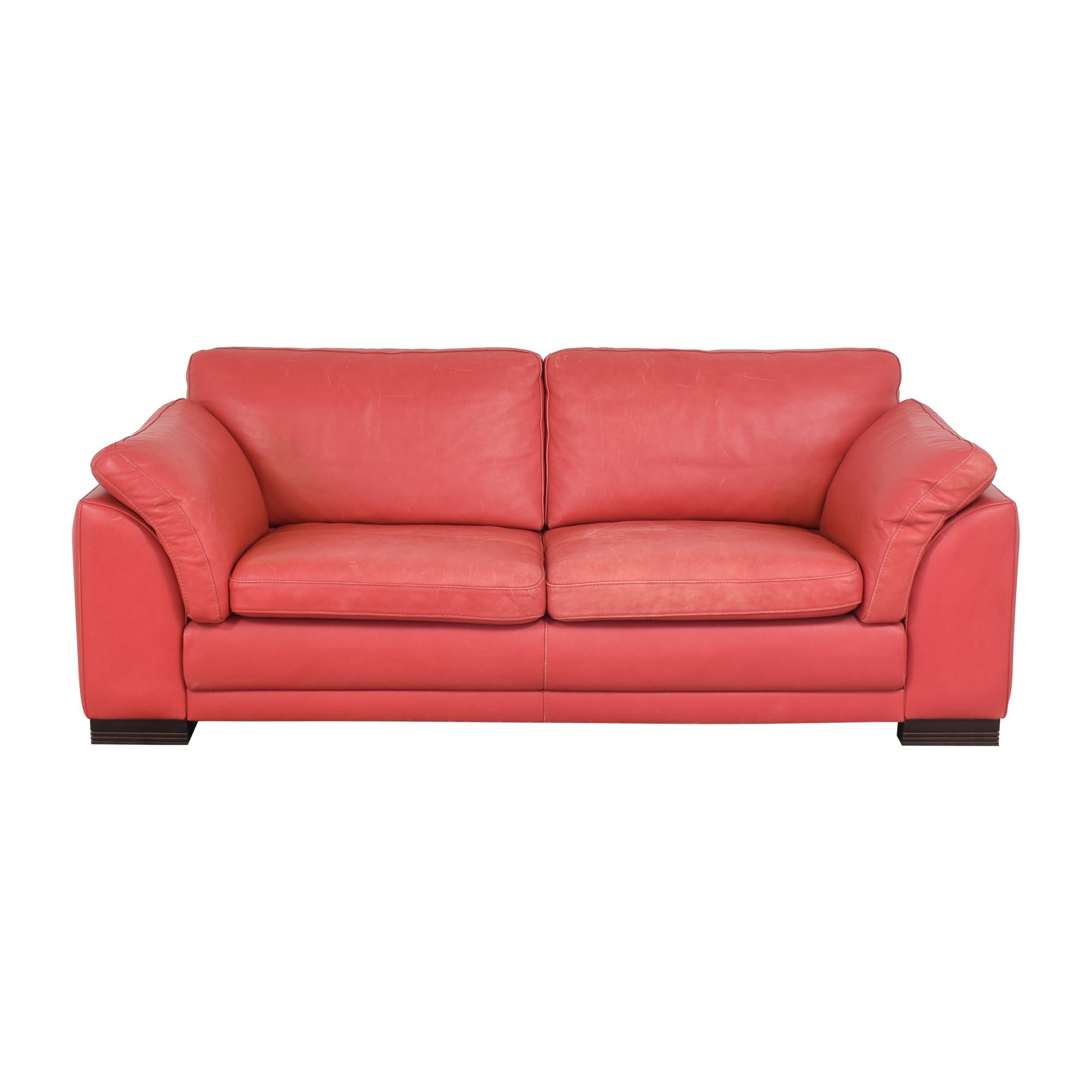 Roche Bobois Roche Bobois Two Cushion Sofa ma