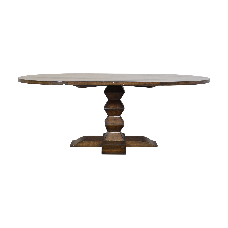 buy Bausman Oval Dining Table Bausman