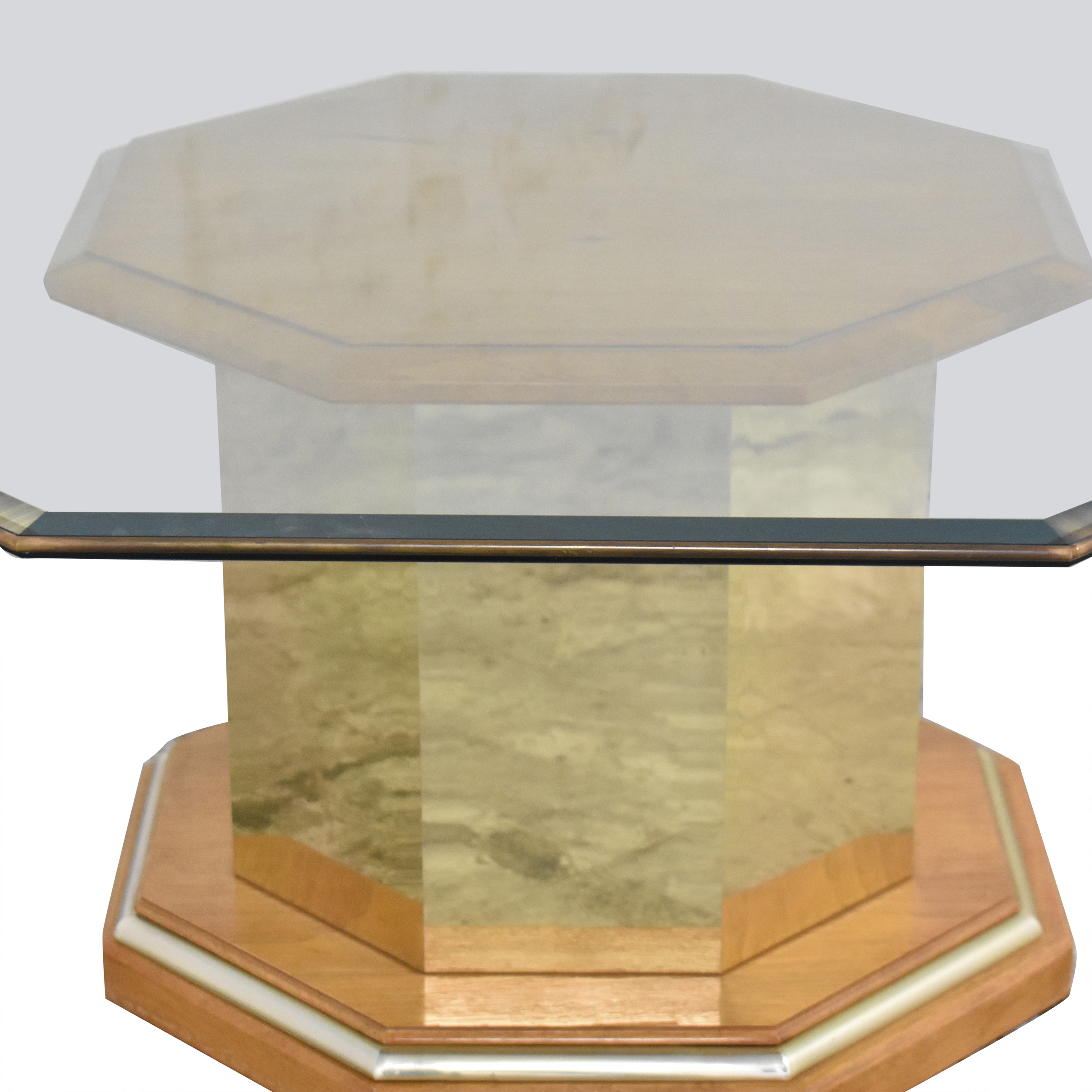 Thomasville Octagonal Coffee Table / Tables