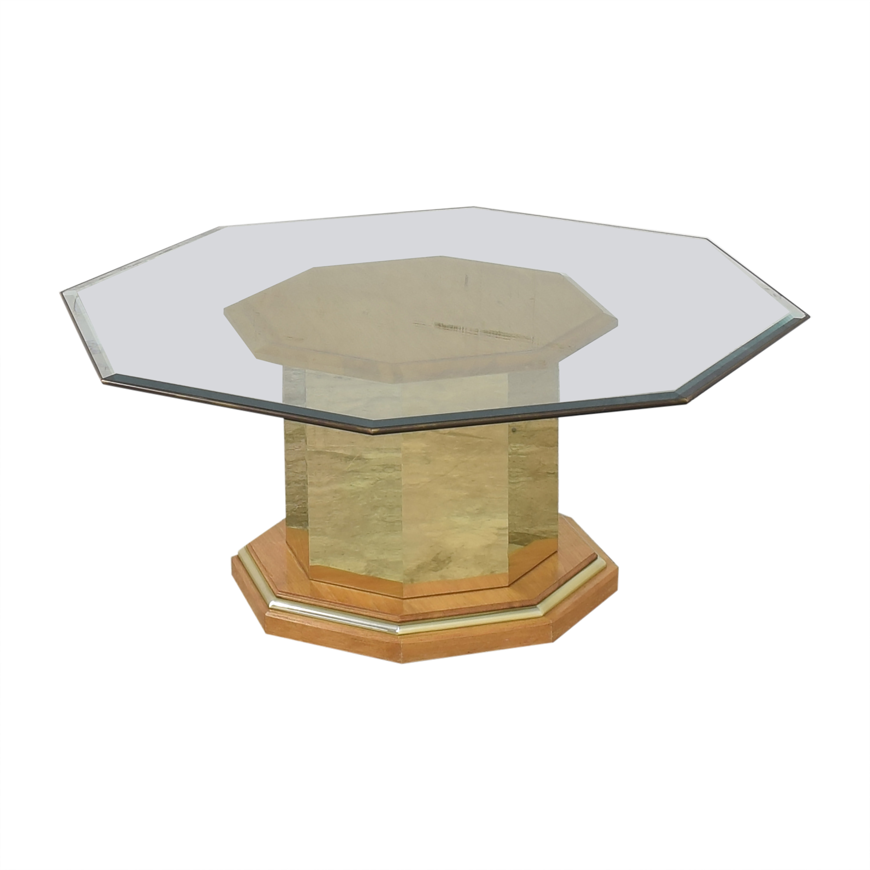 Thomasville Octagonal Coffee Table / Coffee Tables