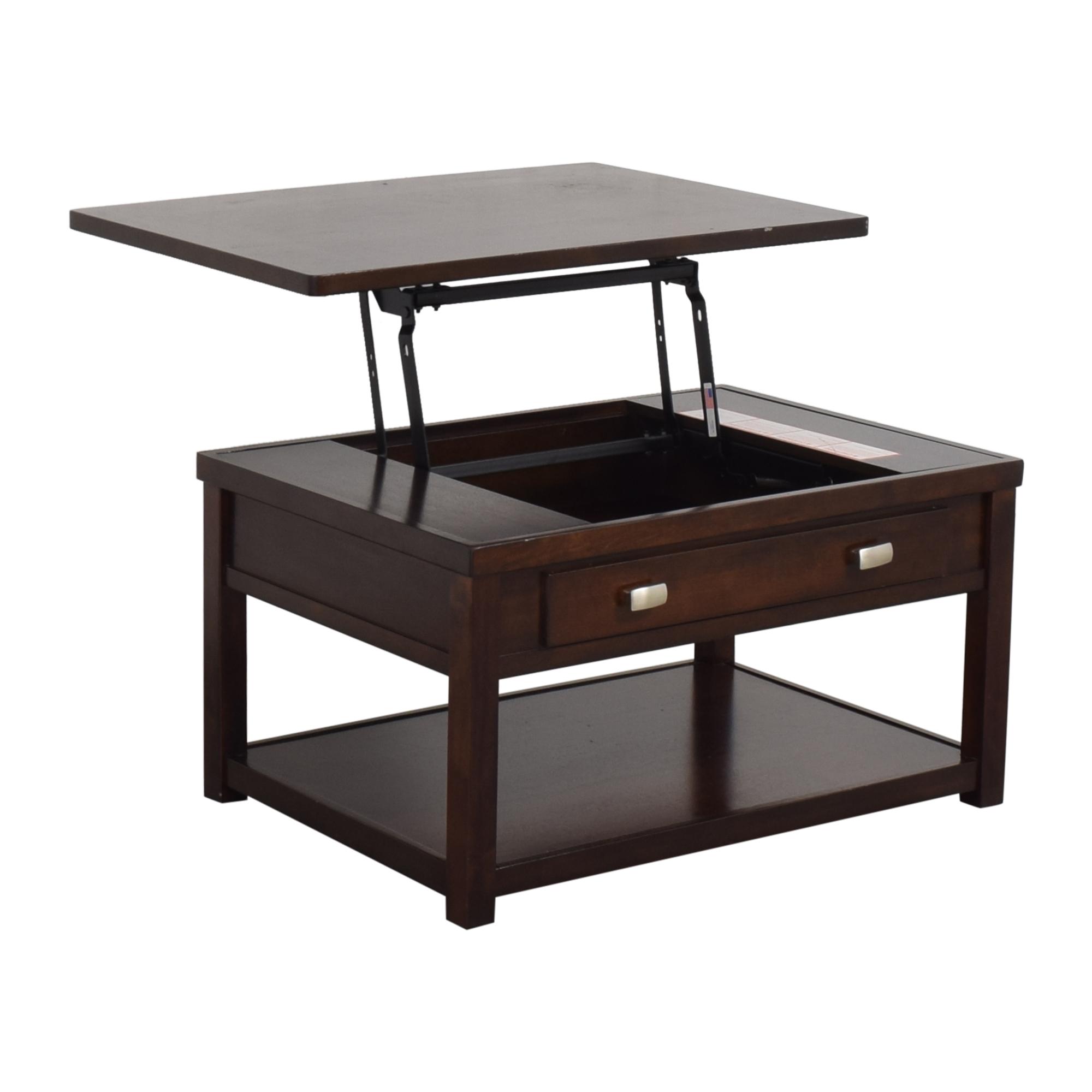 Ashley Furniture Ashley Furniture Hatsuko Lift Top Cocktail Table