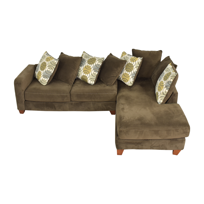 dCOR Design Ramsey Two Piece Sectional / Sofas