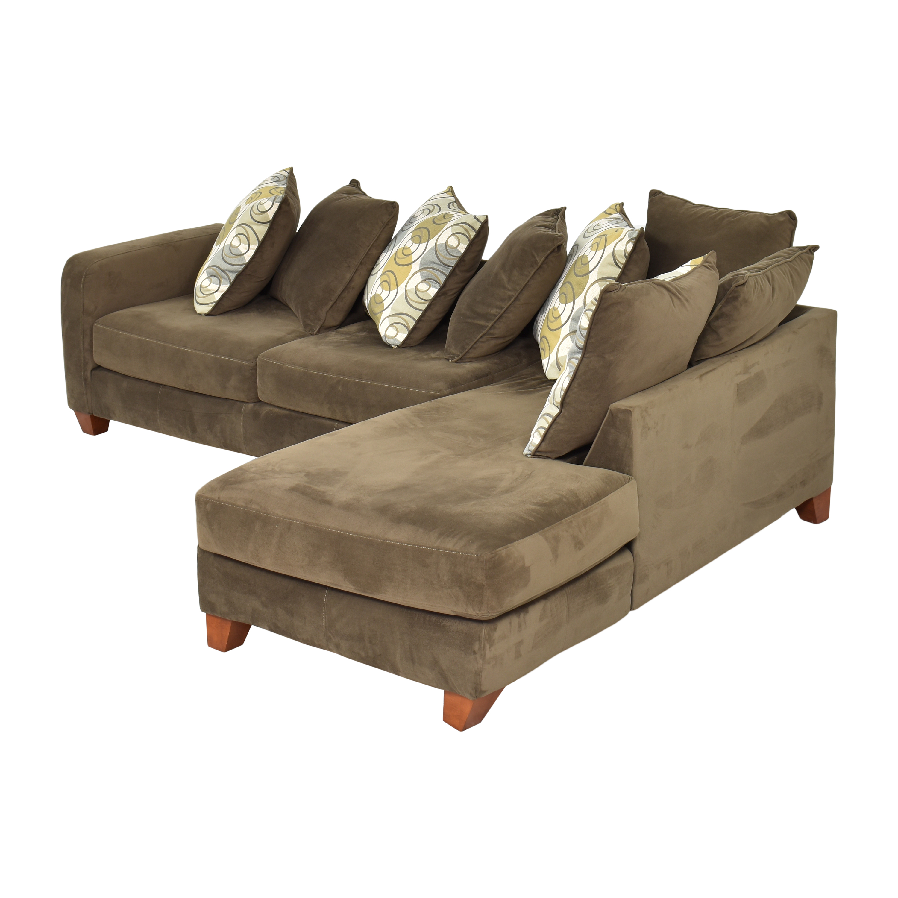 dCOR Design Ramsey Two Piece Sectional sale