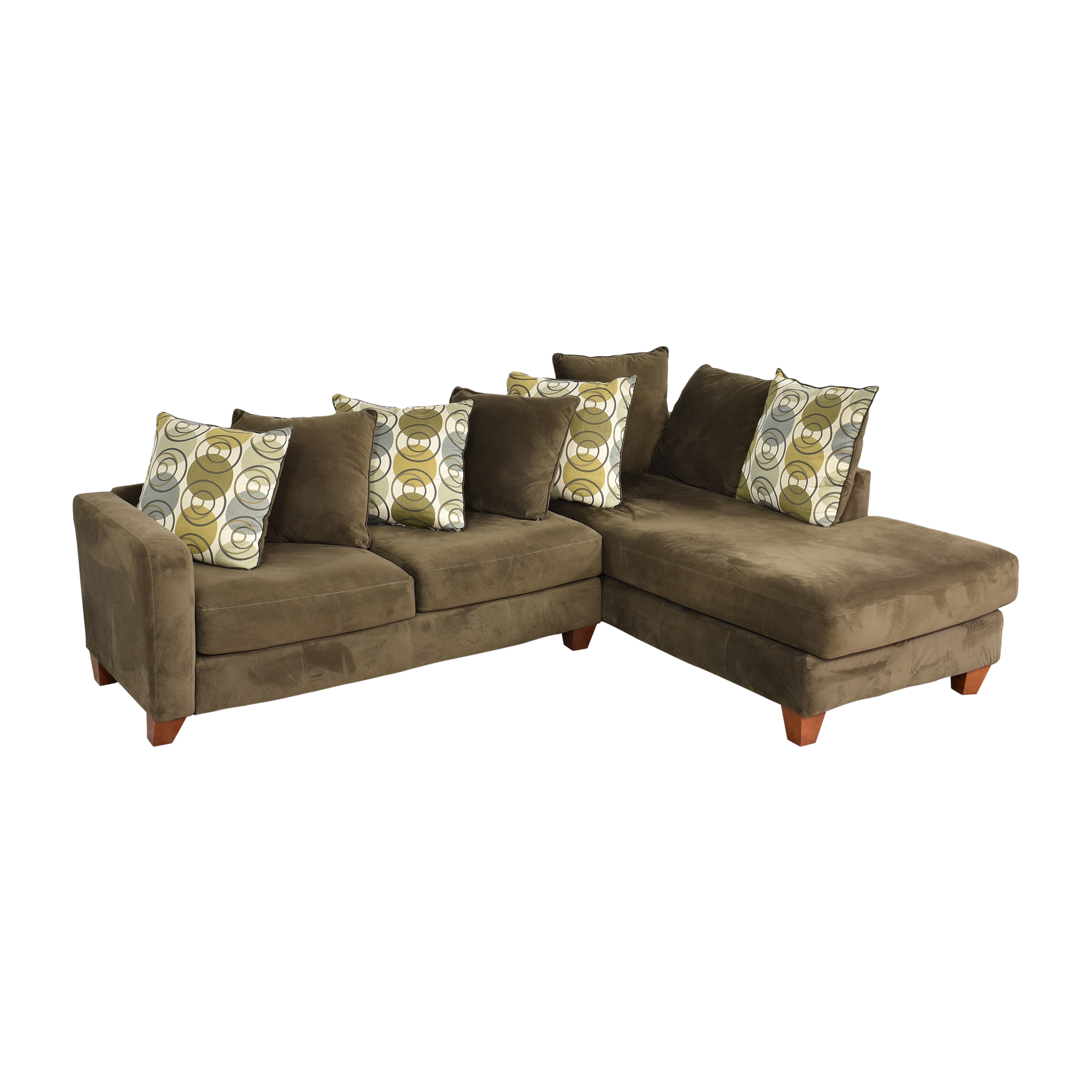 dCOR Design dCOR Design Ramsey Two Piece Sectional Sectionals