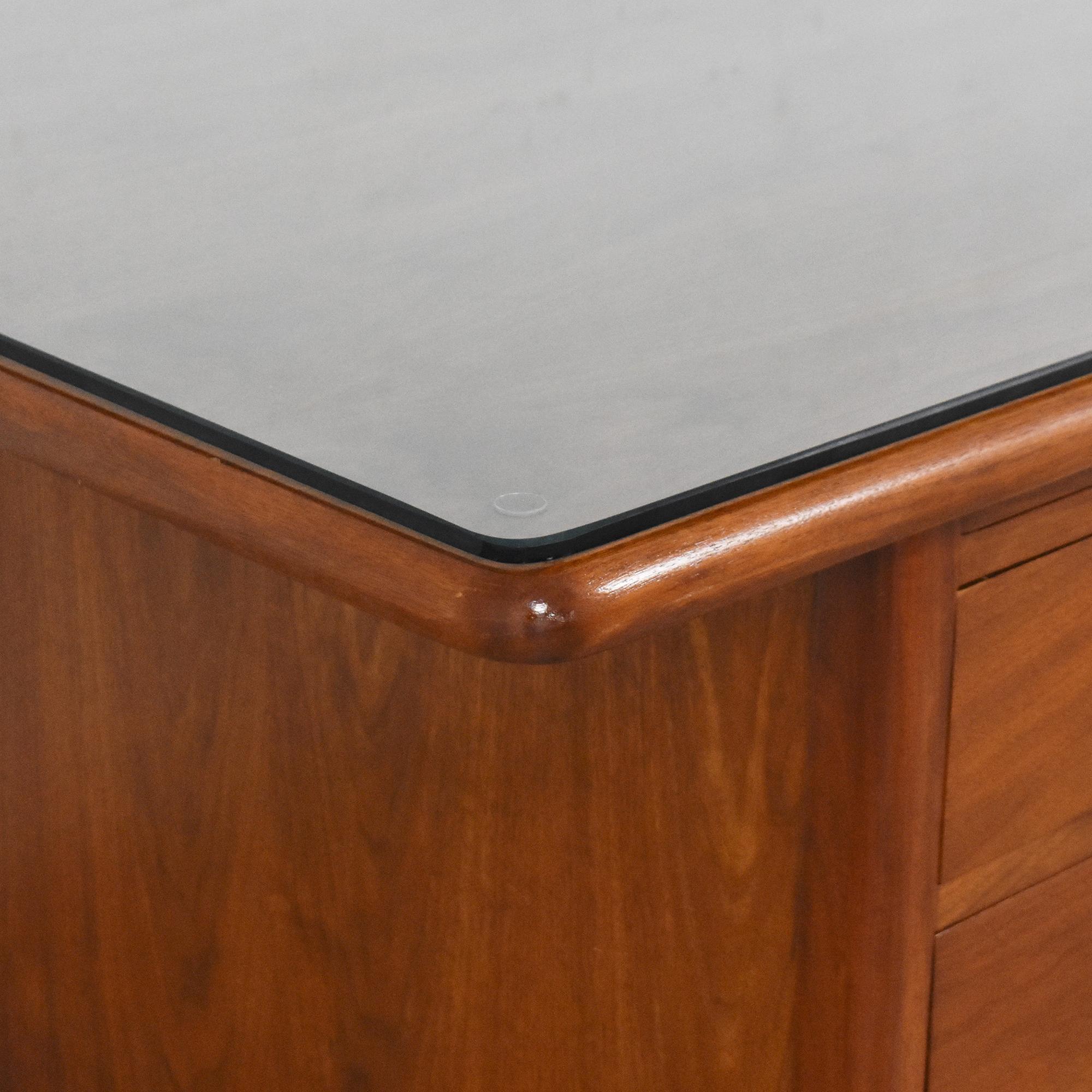 buy Hoosier Desk Co. Hoosier Desk Co. Vintage Executive Desk online