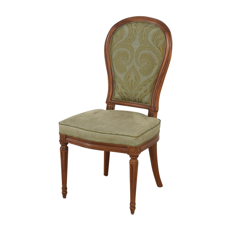 Henredon Furniture Henredon Furniture Upholstered Dining Chairs coupon