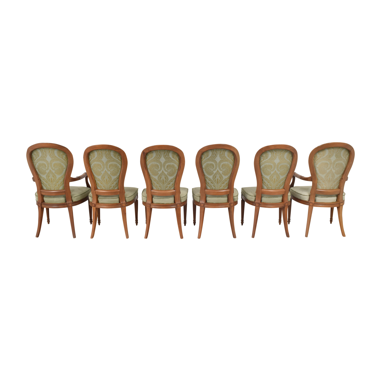 buy Henredon Furniture Upholstered Dining Chairs Henredon Furniture Dining Chairs