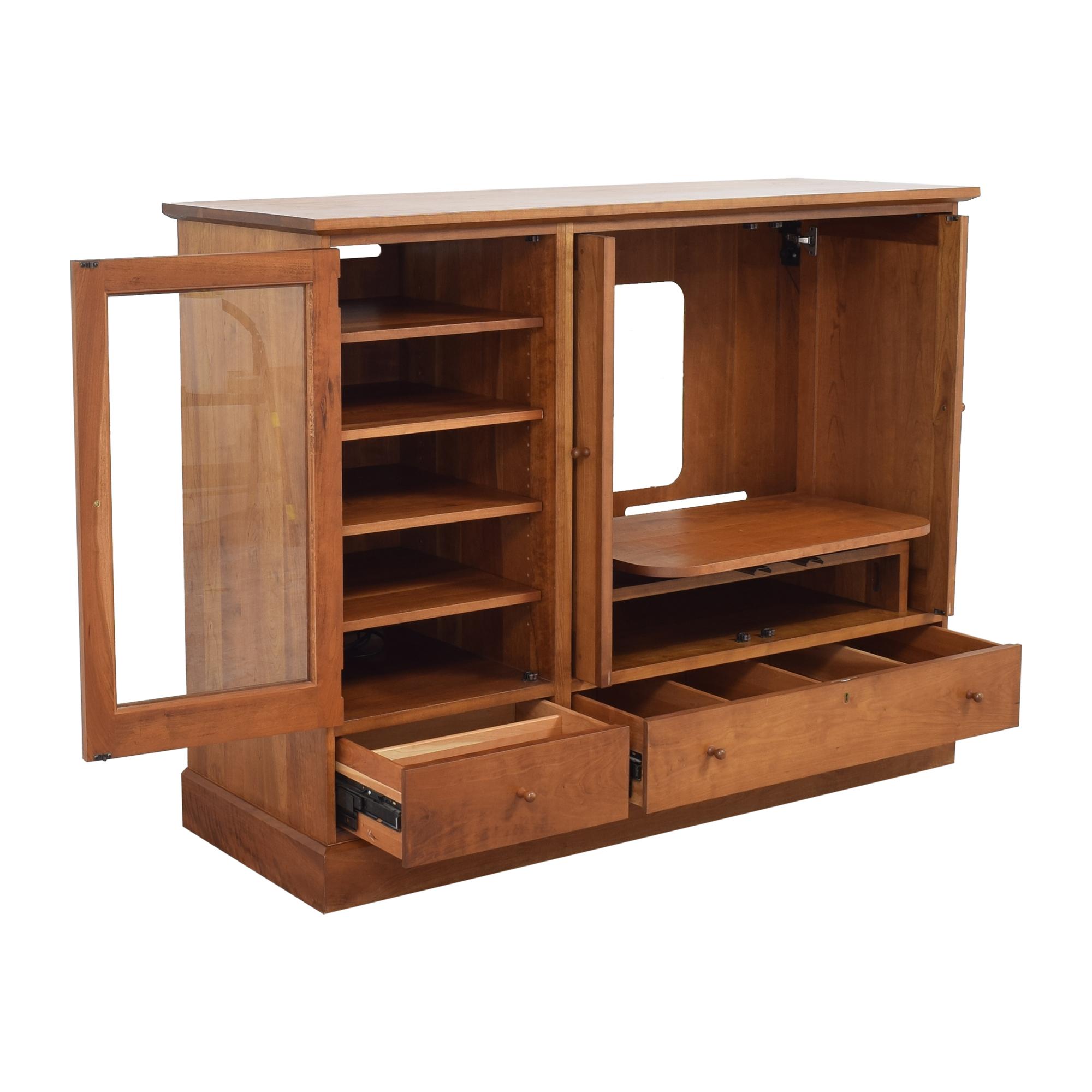 Stickley Furniture Stickley Furniture Media Unit dimensions