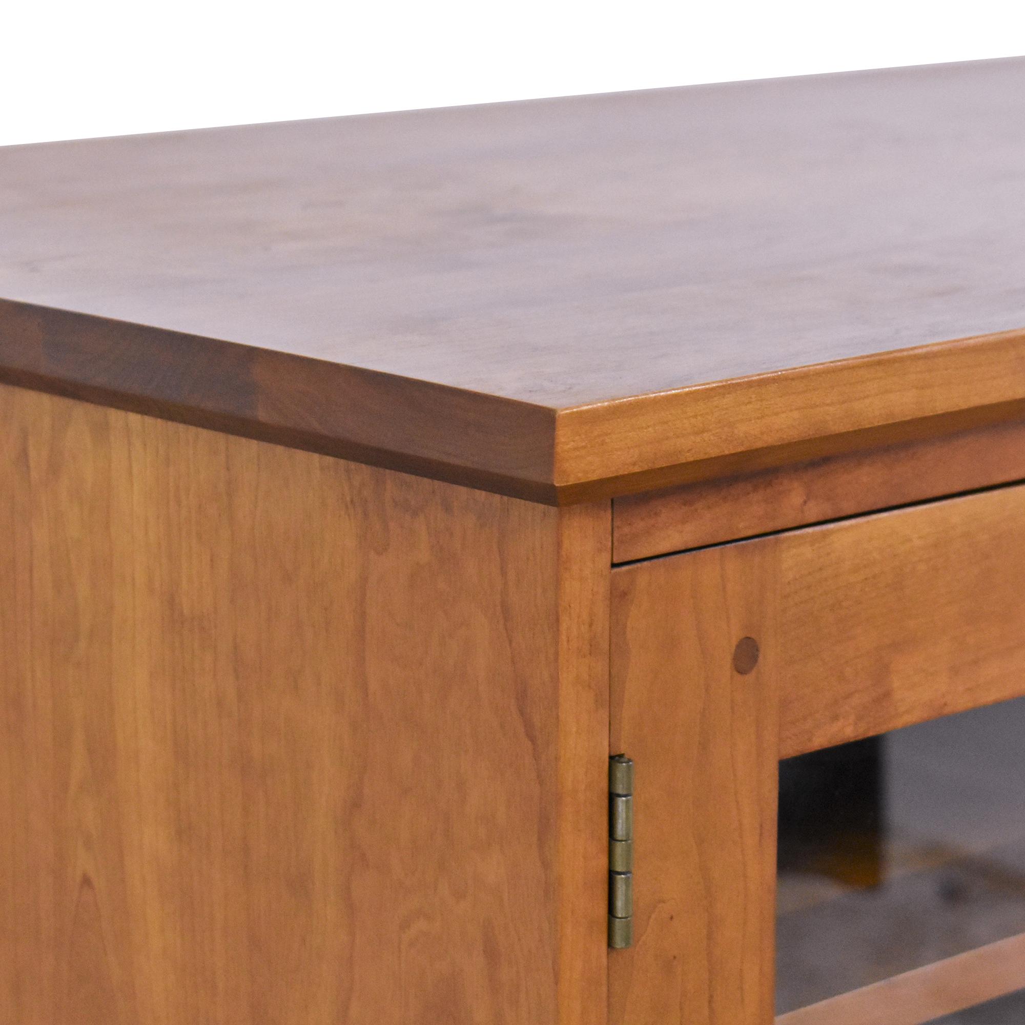 buy Stickley Furniture Media Unit Stickley Furniture Storage