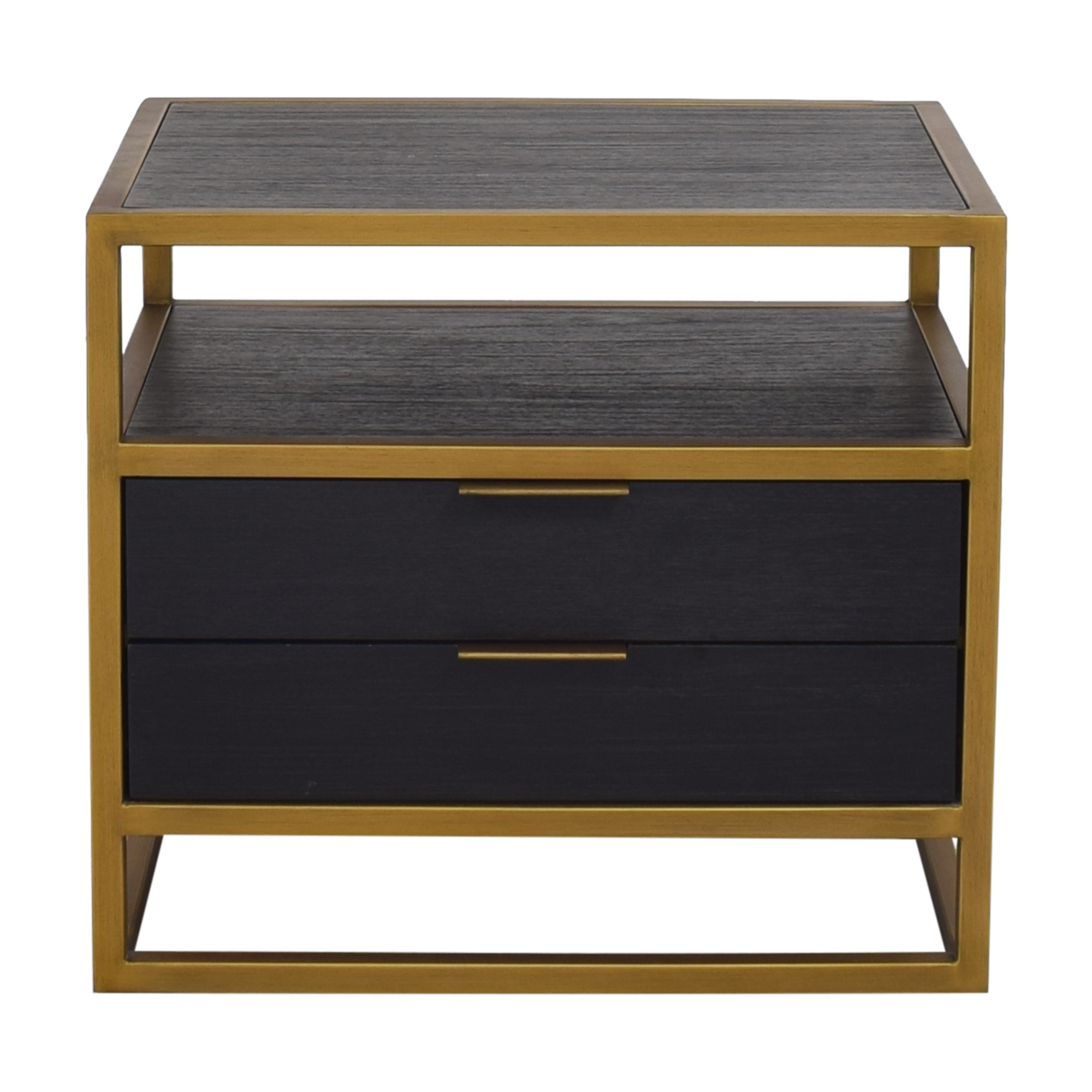 Crate & Barrel Crate & Barrel Oxford Two Drawer Nightstand coupon