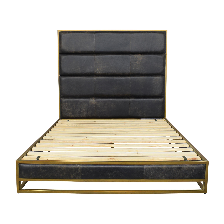 Crate & Barrel Crate & Barrel Oxford Queen Bed price
