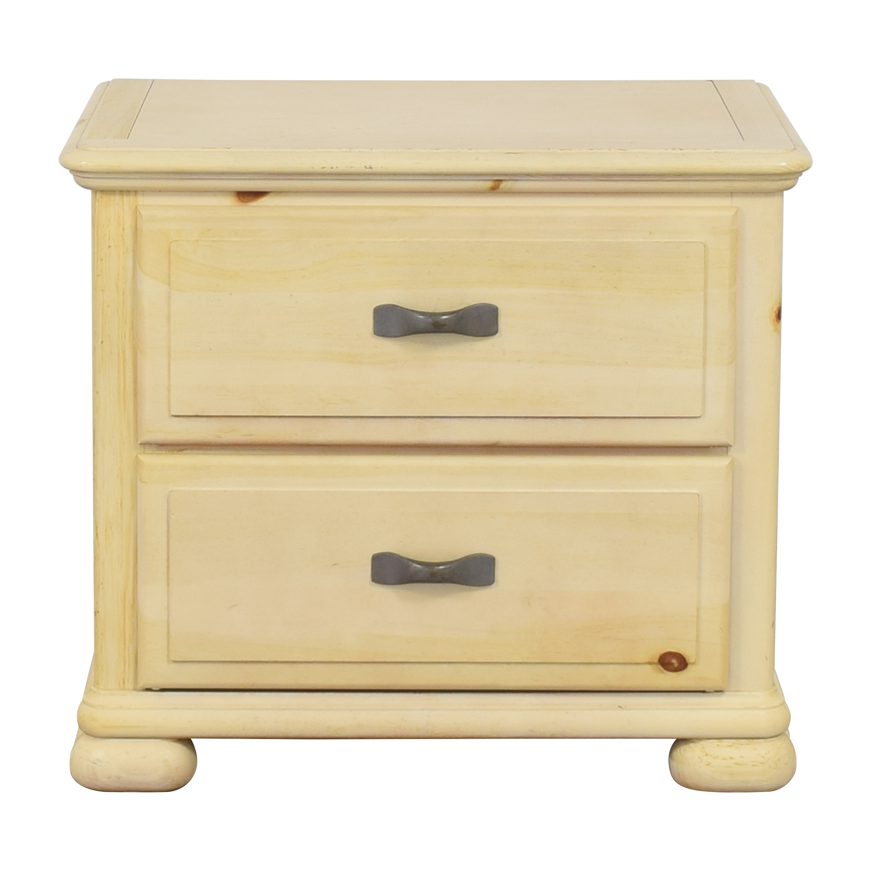 Stanley Furniture Two Drawer Nightstand sale