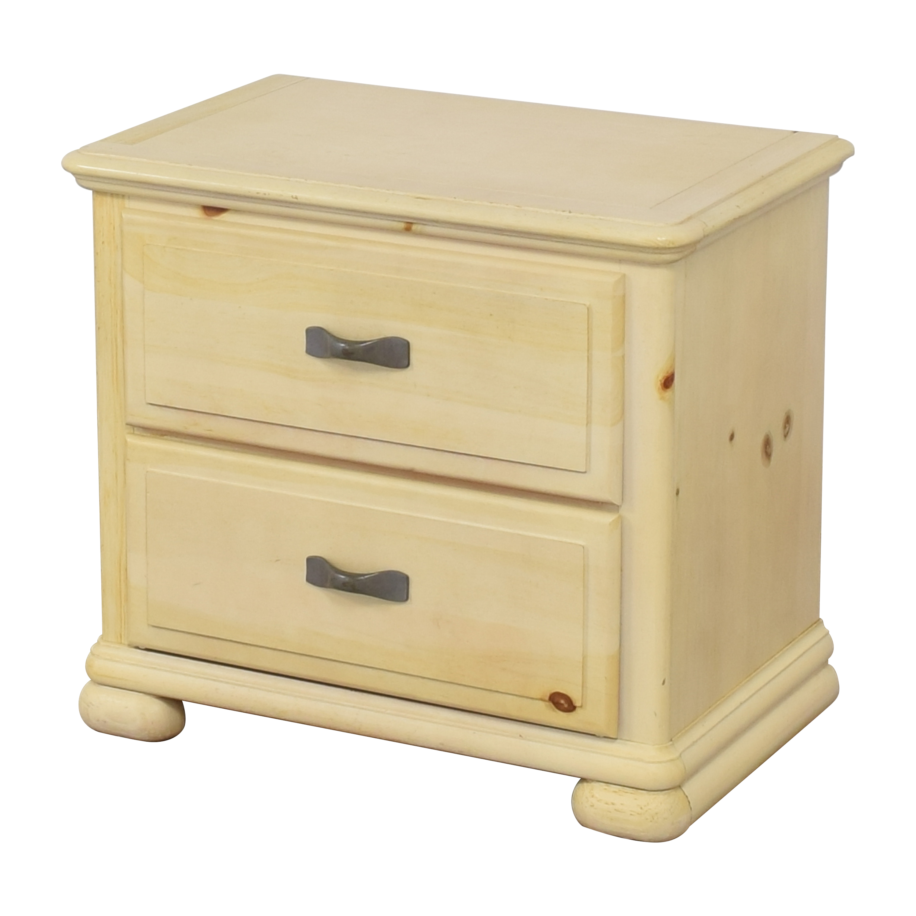 Stanley Furniture Two Drawer Nightstand / Tables