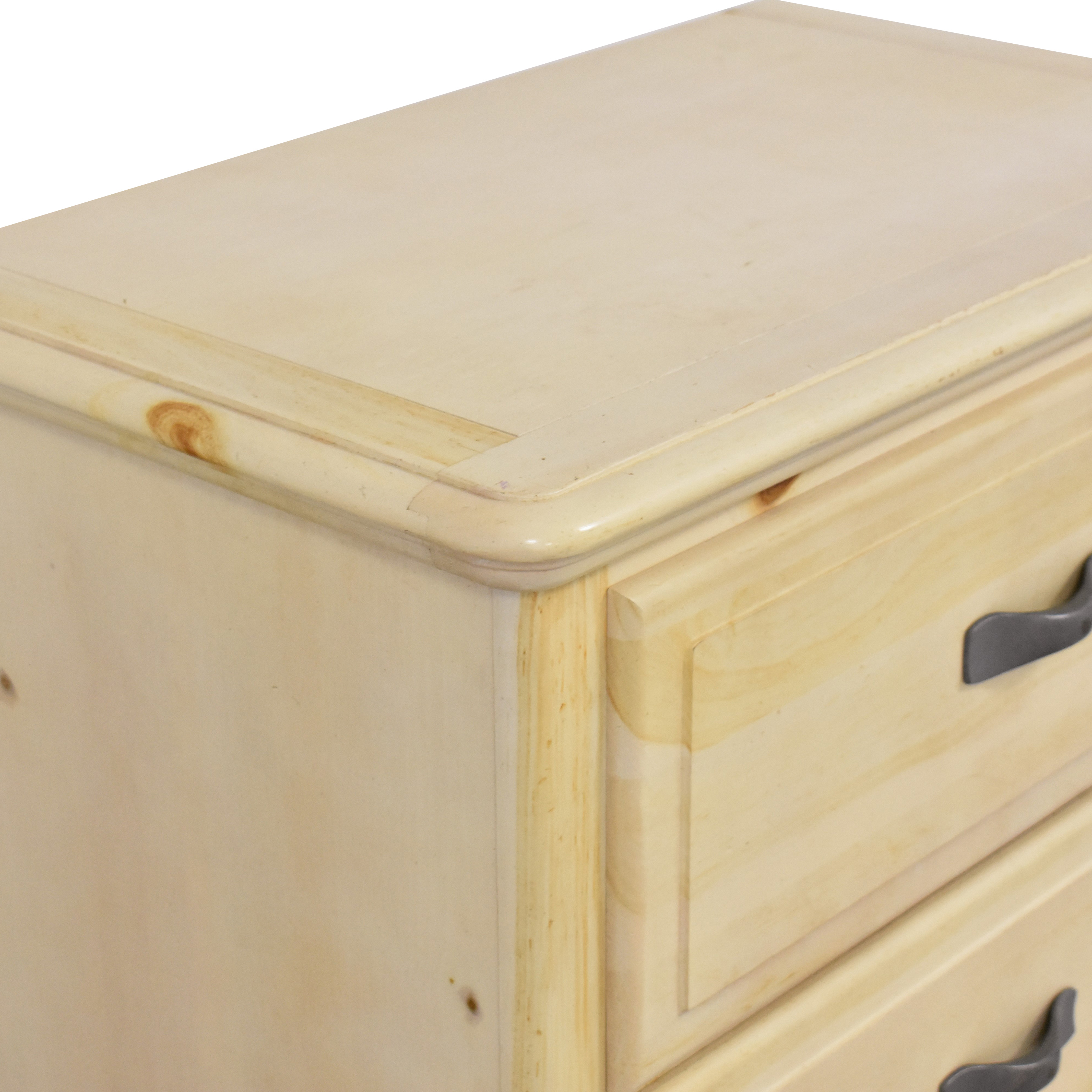 Stanley Furniture Stanley Furniture Two Drawer Nightstand End Tables