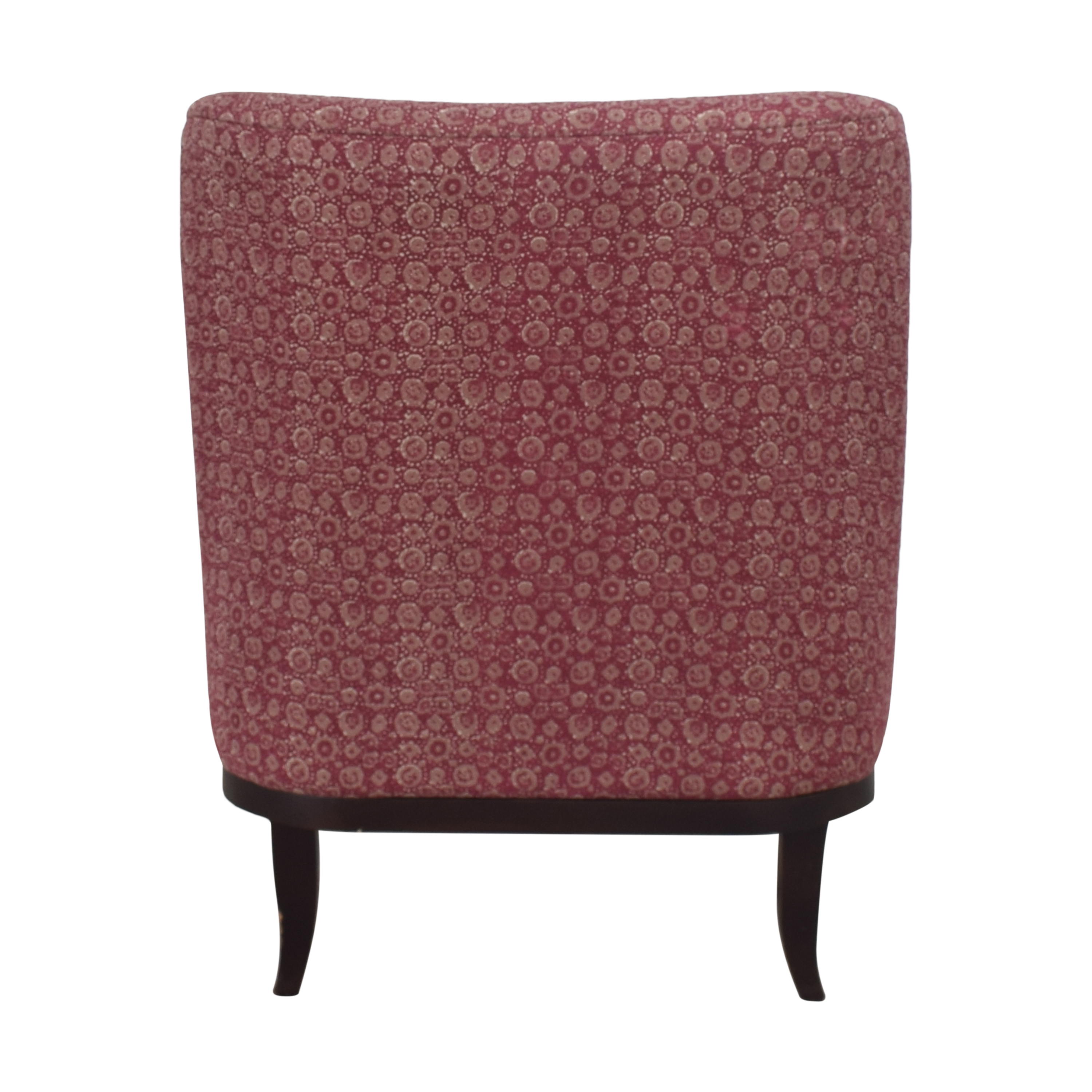 Manor & Mews Manor & Mews Cary Armchair and Ottoman